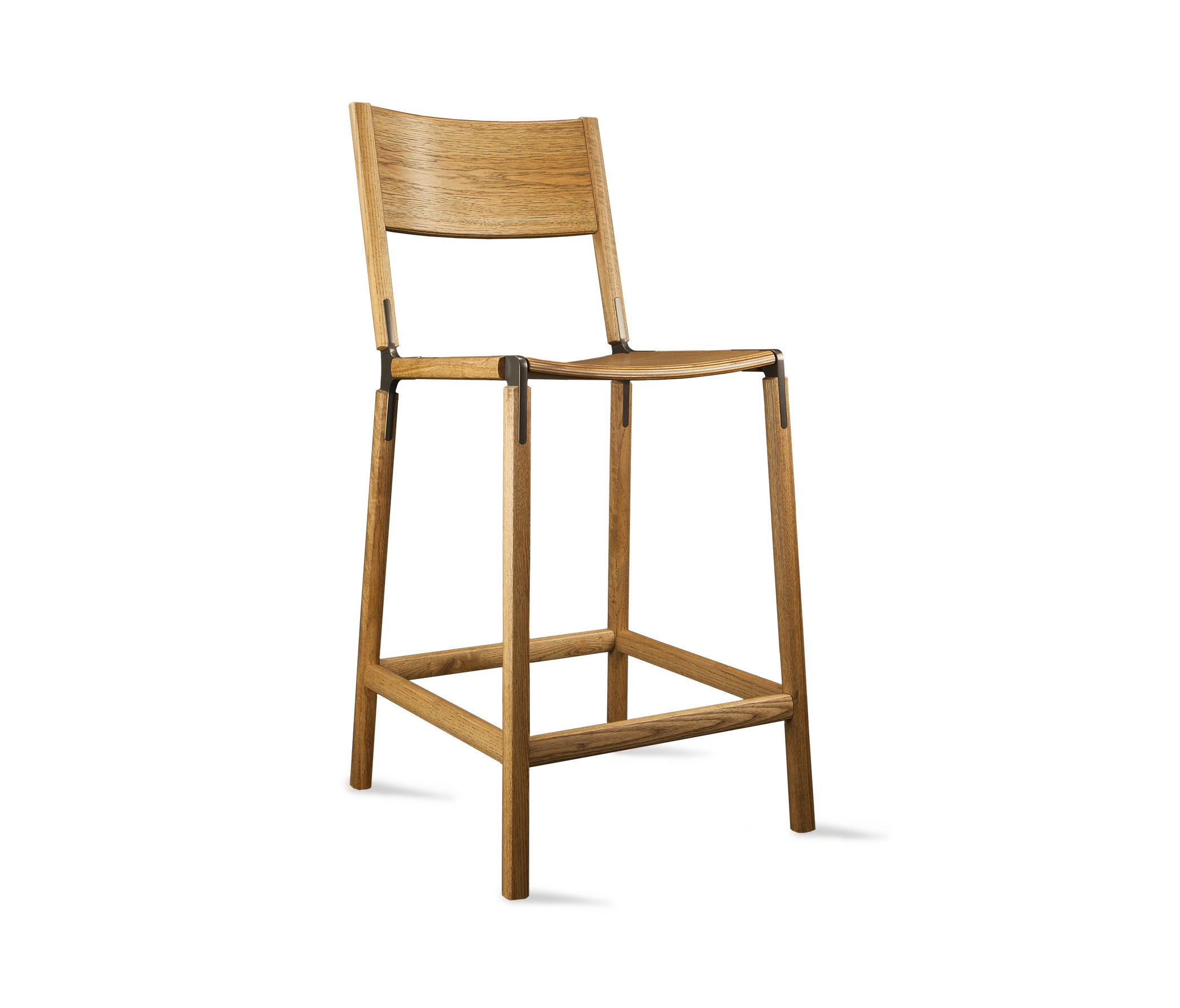 Linden Counter Stool Bar Stools From Fyrn Architonic