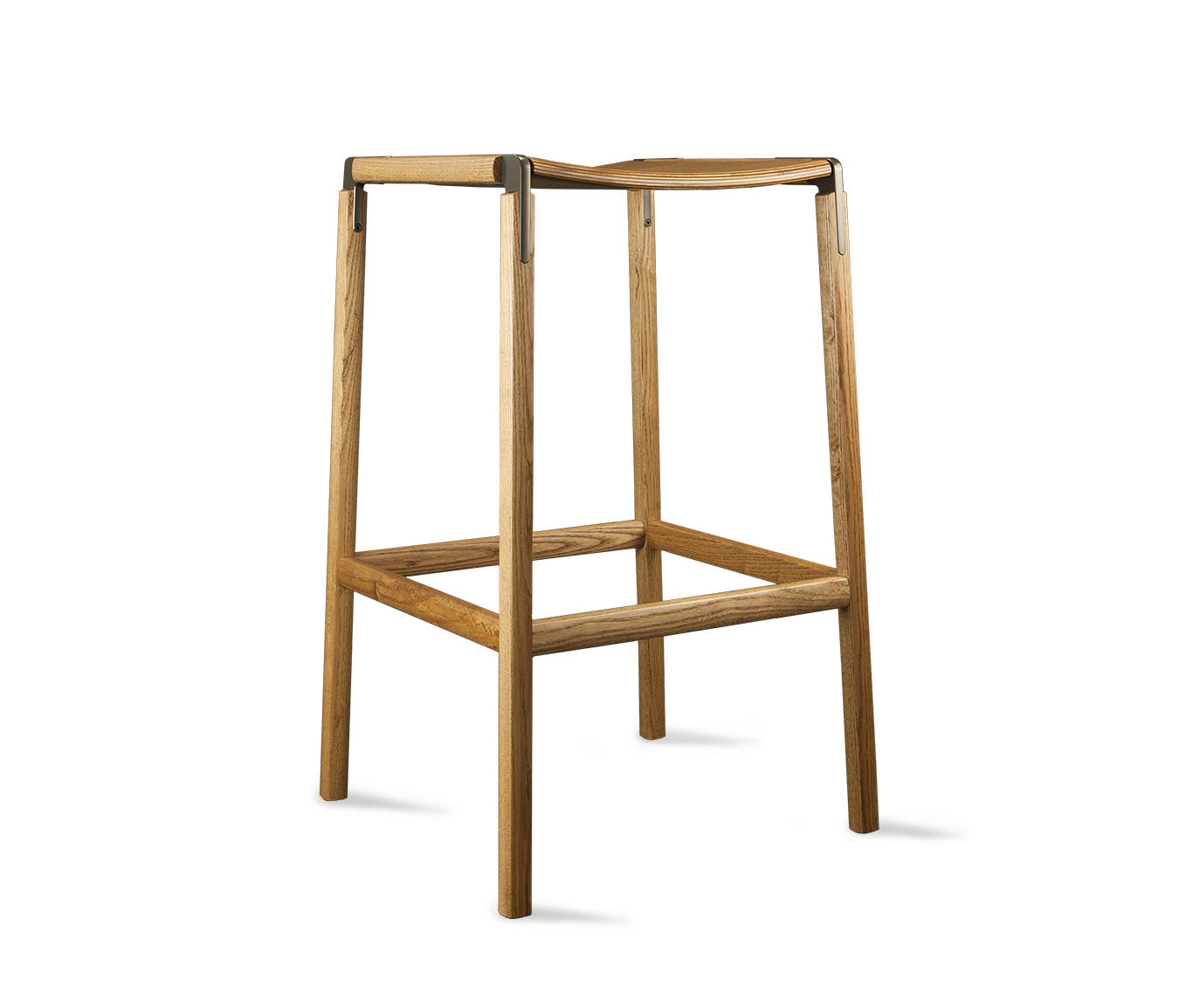 Bartlett Backless Bar Stool By Fyrn | Bar Stools ...