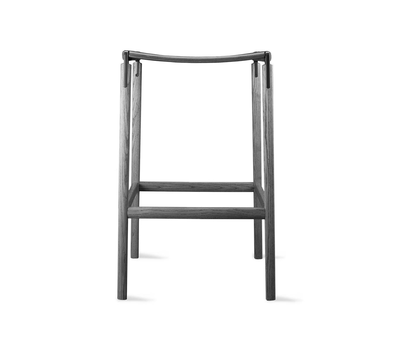 white backless bar stools. Bartlett Backless Bar Stool By Fyrn | Stools White H