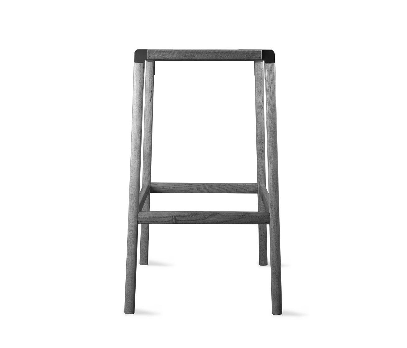 Bartlett backless bar stool barhocker von fyrn architonic for Barhocker englisch