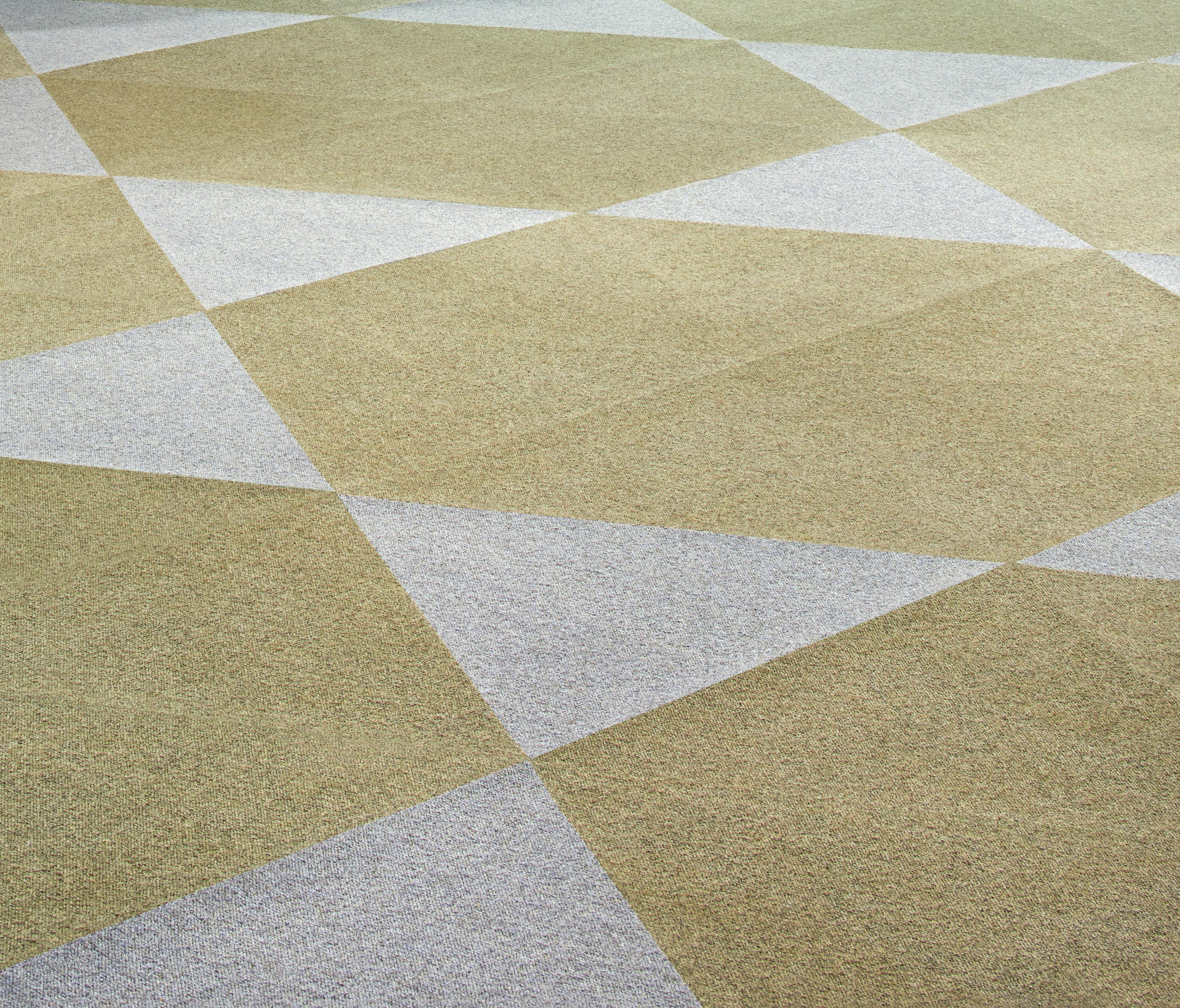 Rollerwool Trigon by Ruckstuhl | Carpet tiles