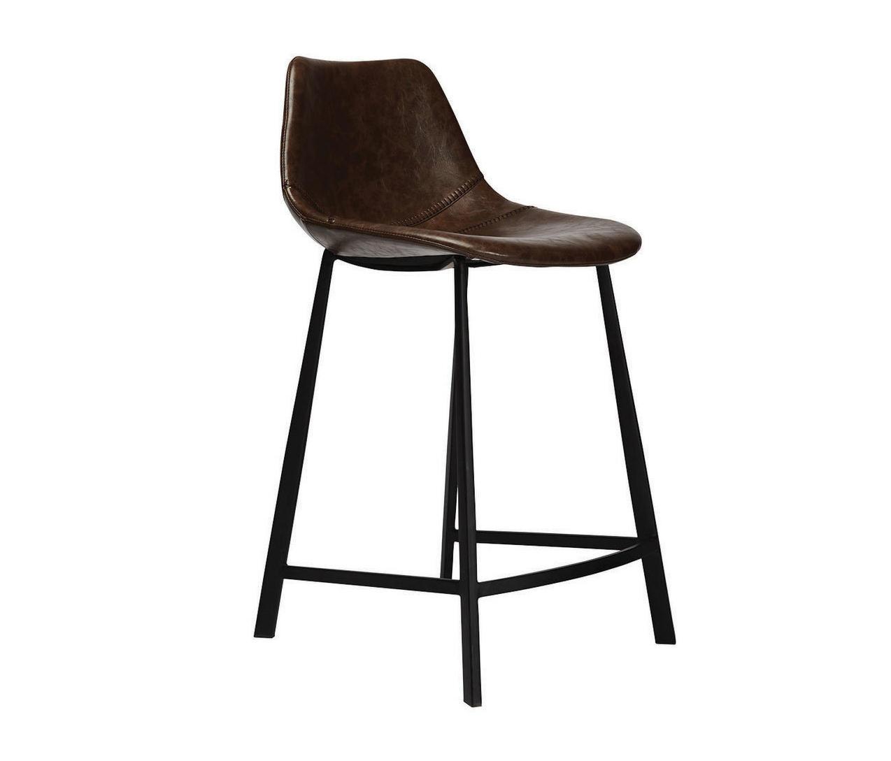 Peralta bar stool barhocker von pfeifer studio architonic for Barhocker englisch