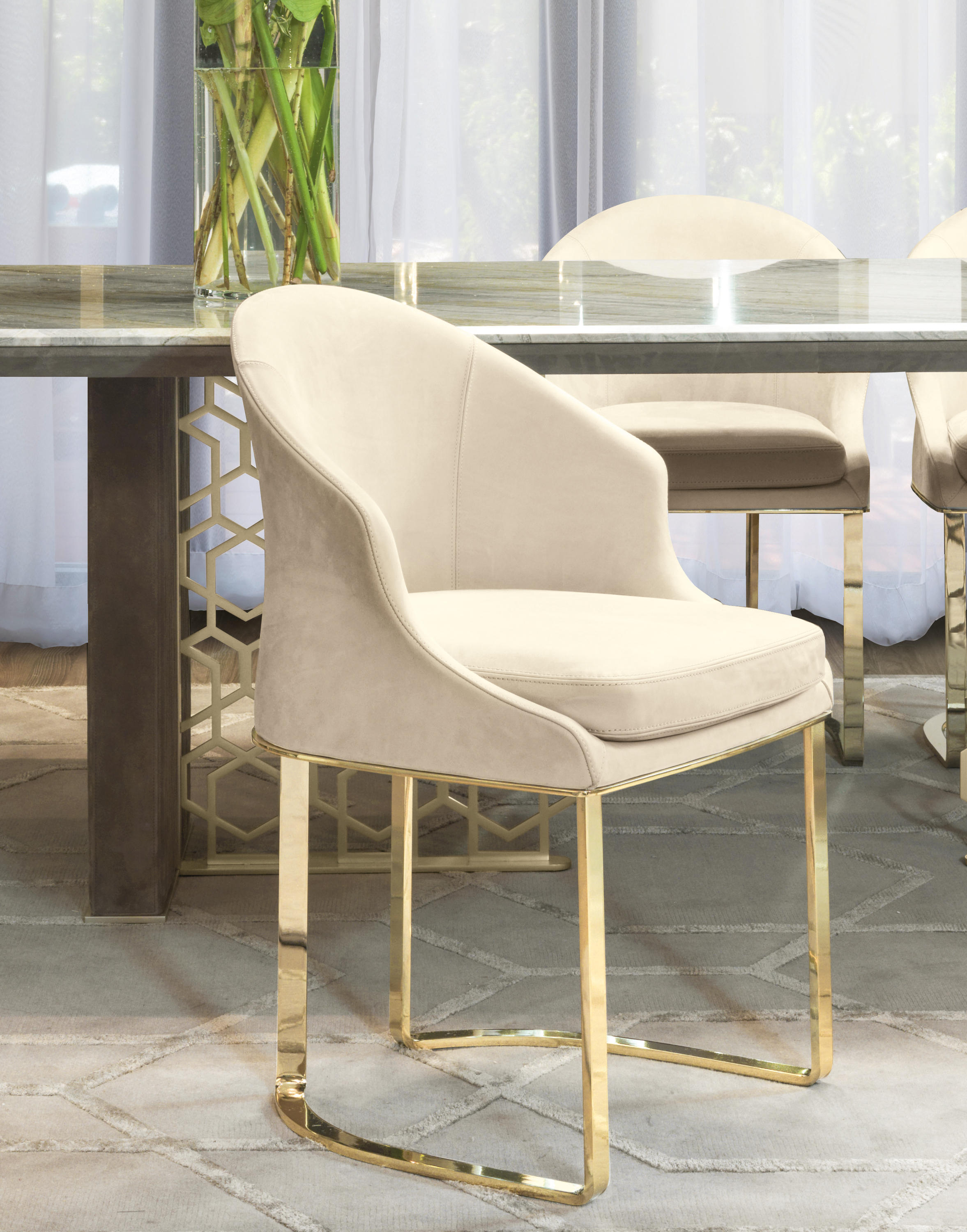 Daphne Chairs From Longhi S P A Architonic