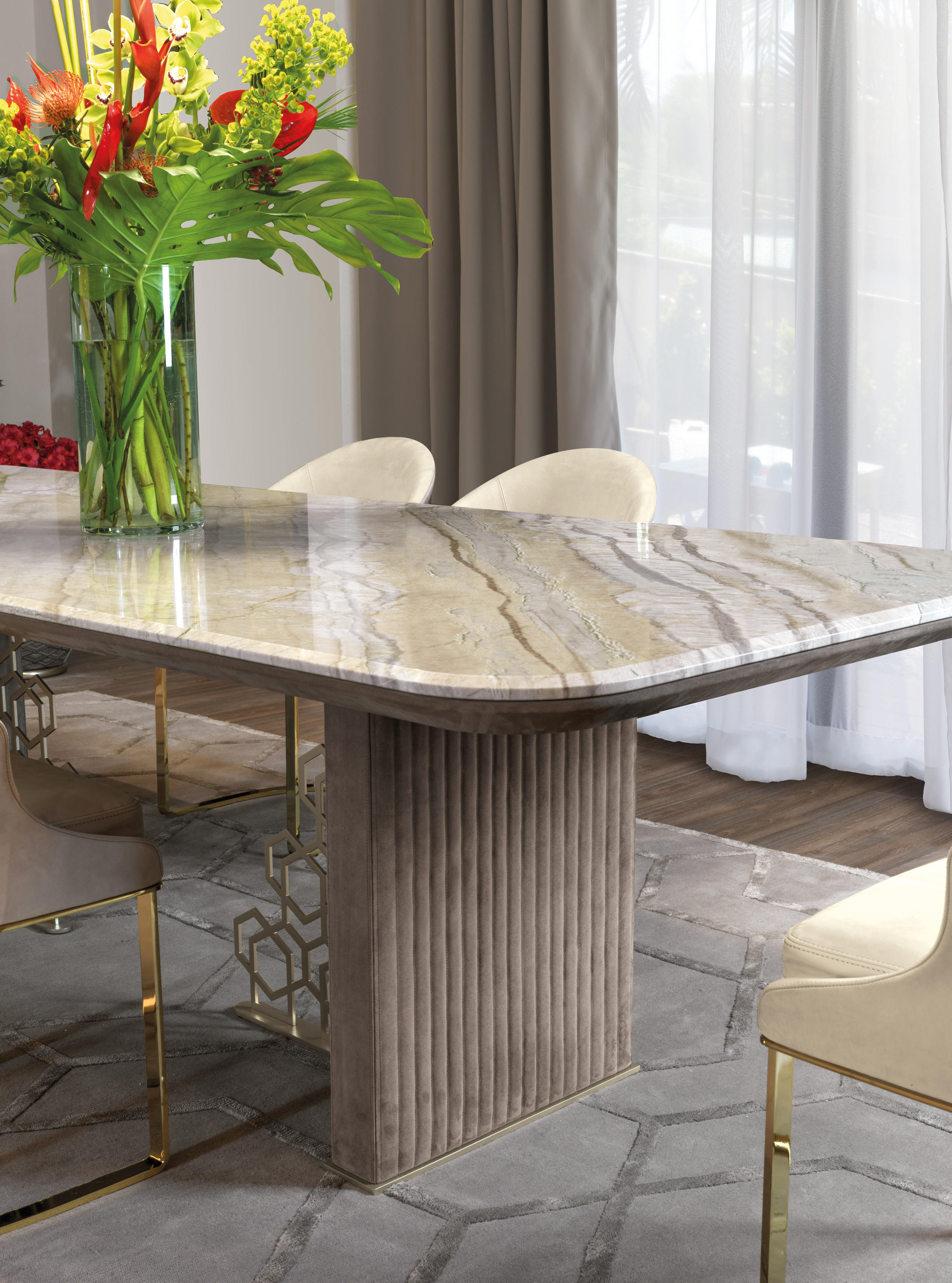 ... Excelsior By Longhi S.p.a. | Dining Tables ...