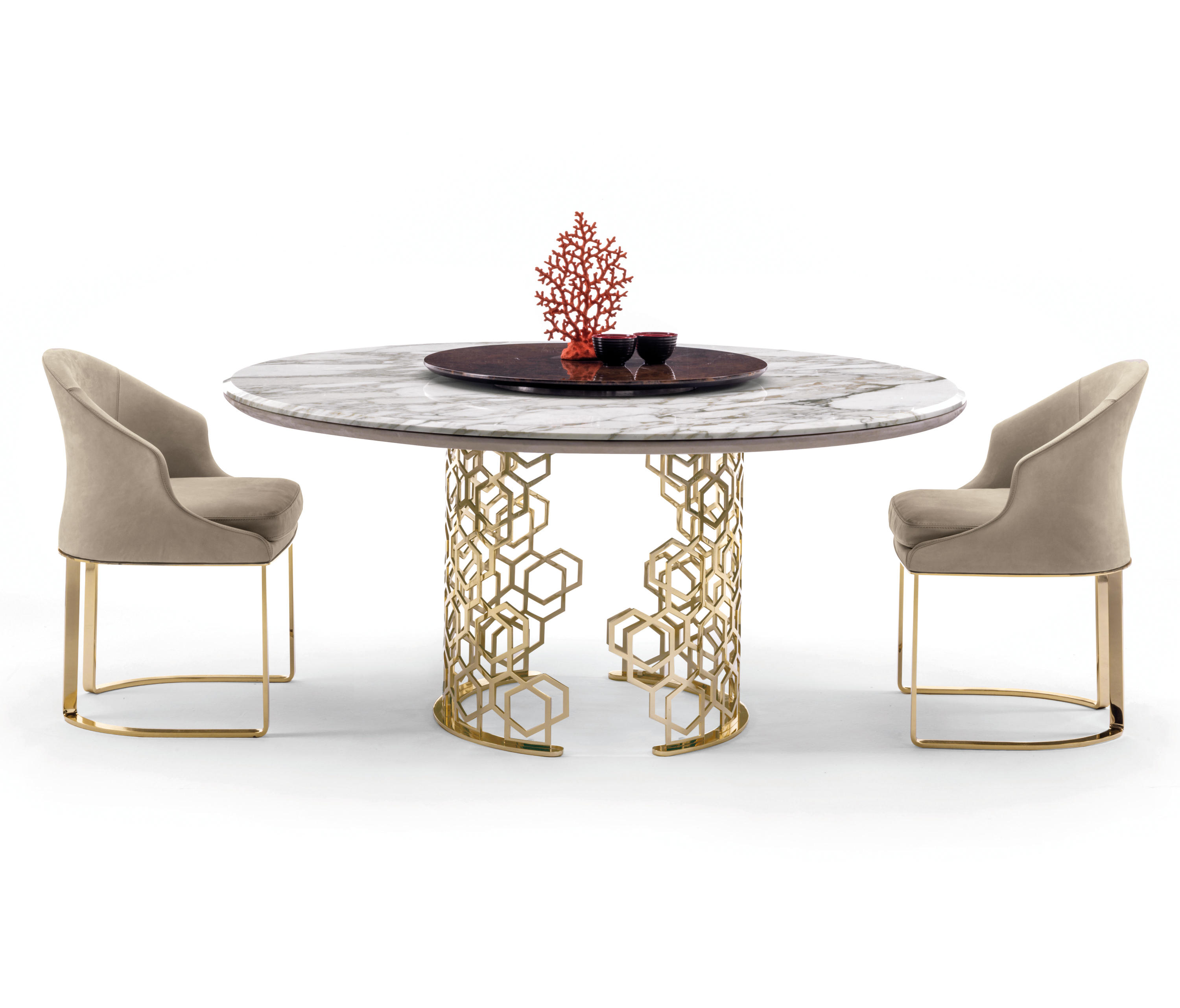 Manfred Dining Tables From Longhi S P A Architonic
