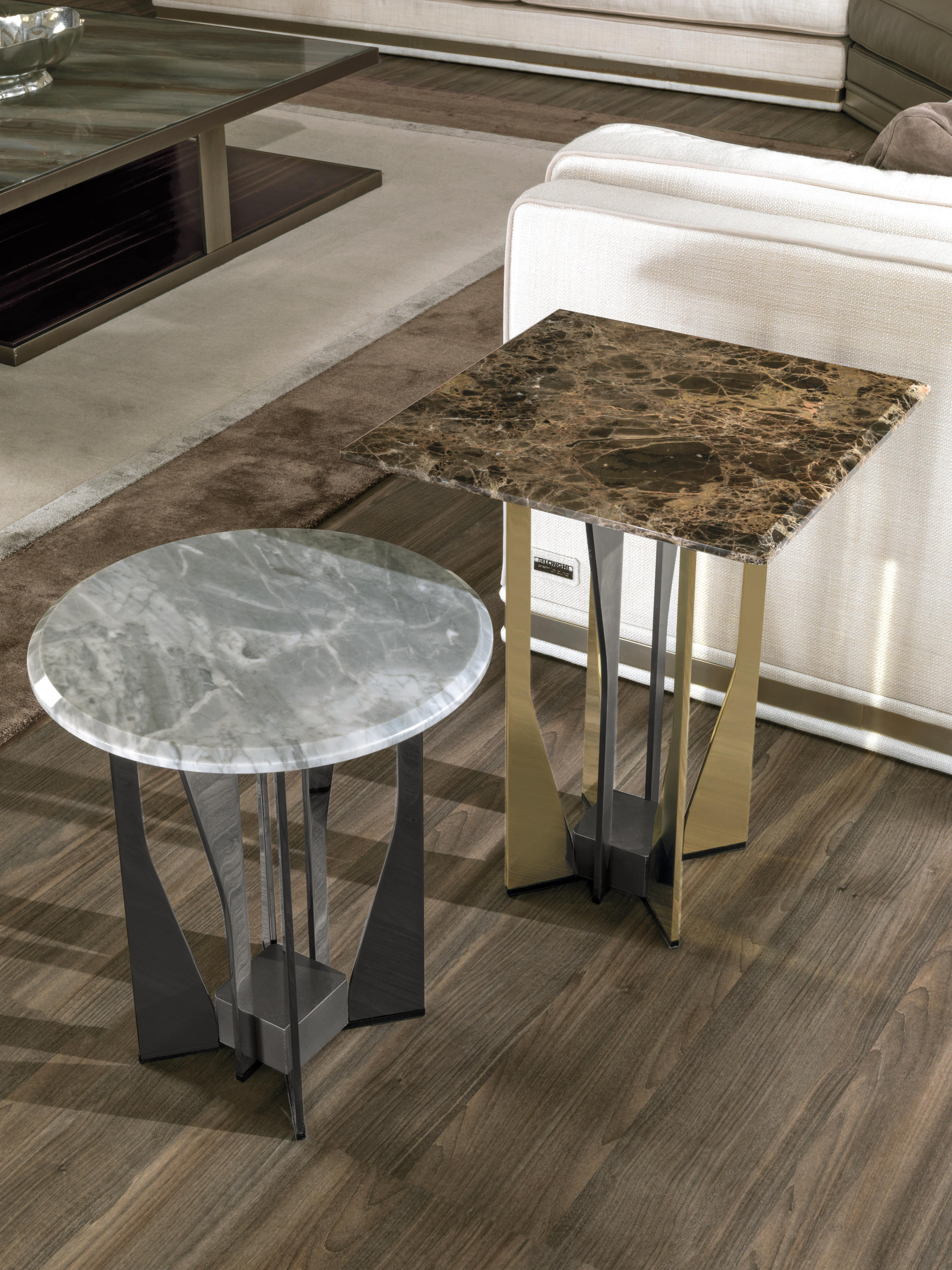 Genial Zeus By Longhi S.p.a. | Side Tables ...
