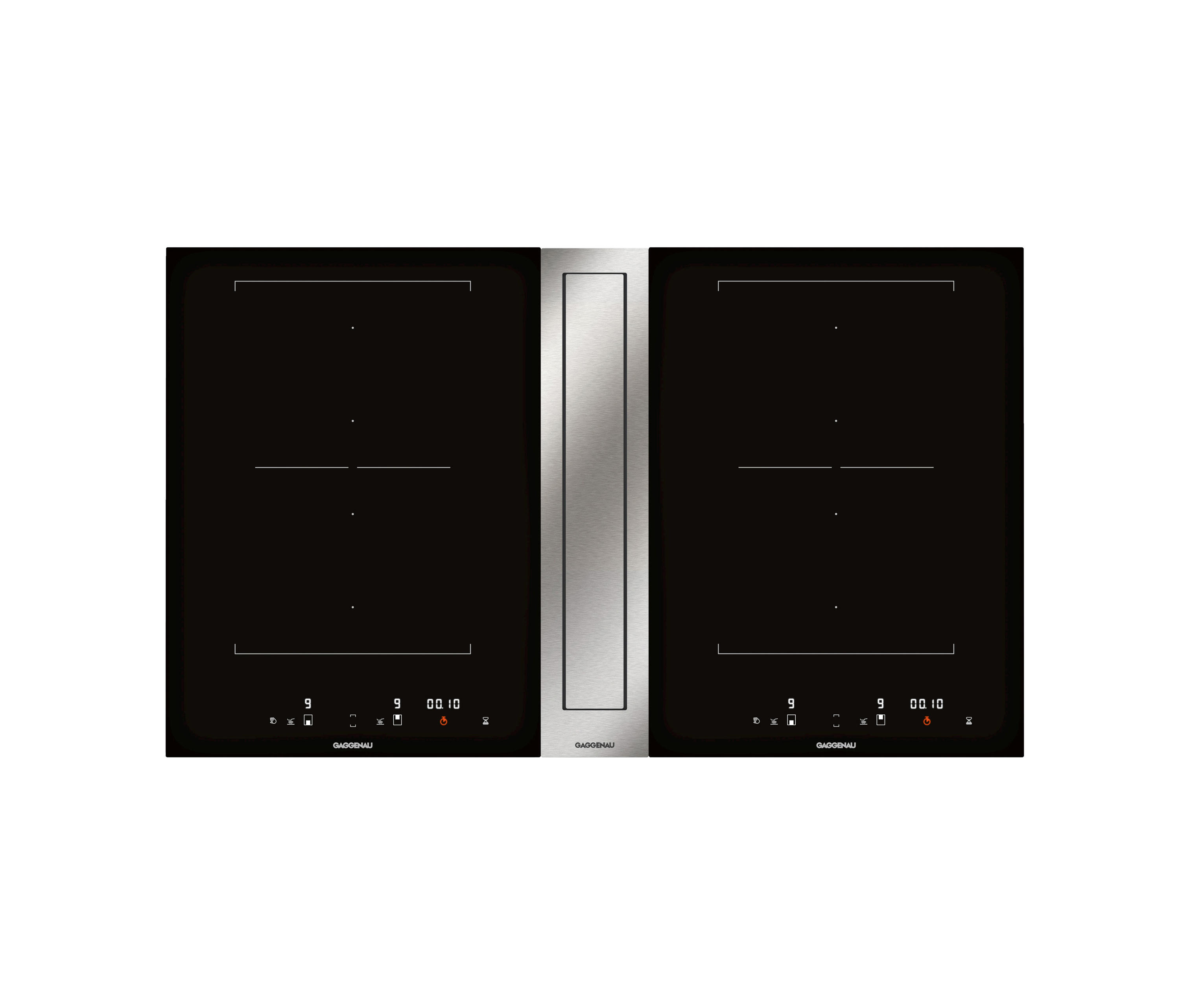FLEX INDUCTION COOKTOP WITH DOWNDRAFT VENTILATION | CVL 420 ...