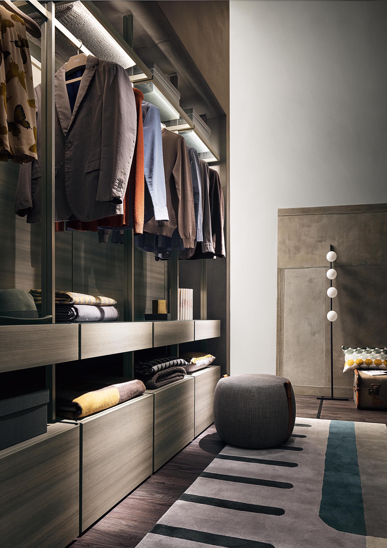 hangar begehbare schr nke von lema architonic. Black Bedroom Furniture Sets. Home Design Ideas