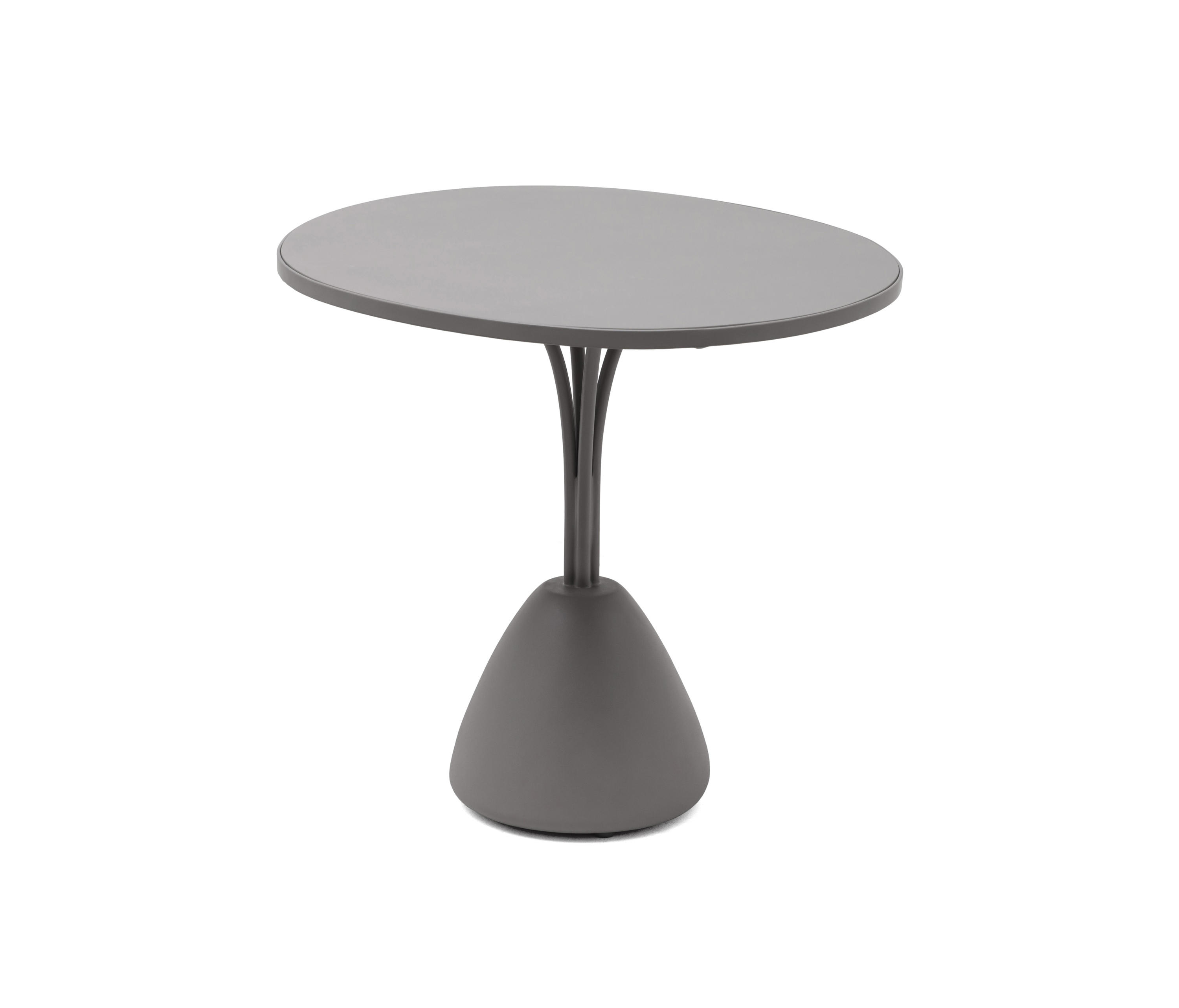 top edge bistro beveled metal tables shop brushed with base bevel classic office round square table