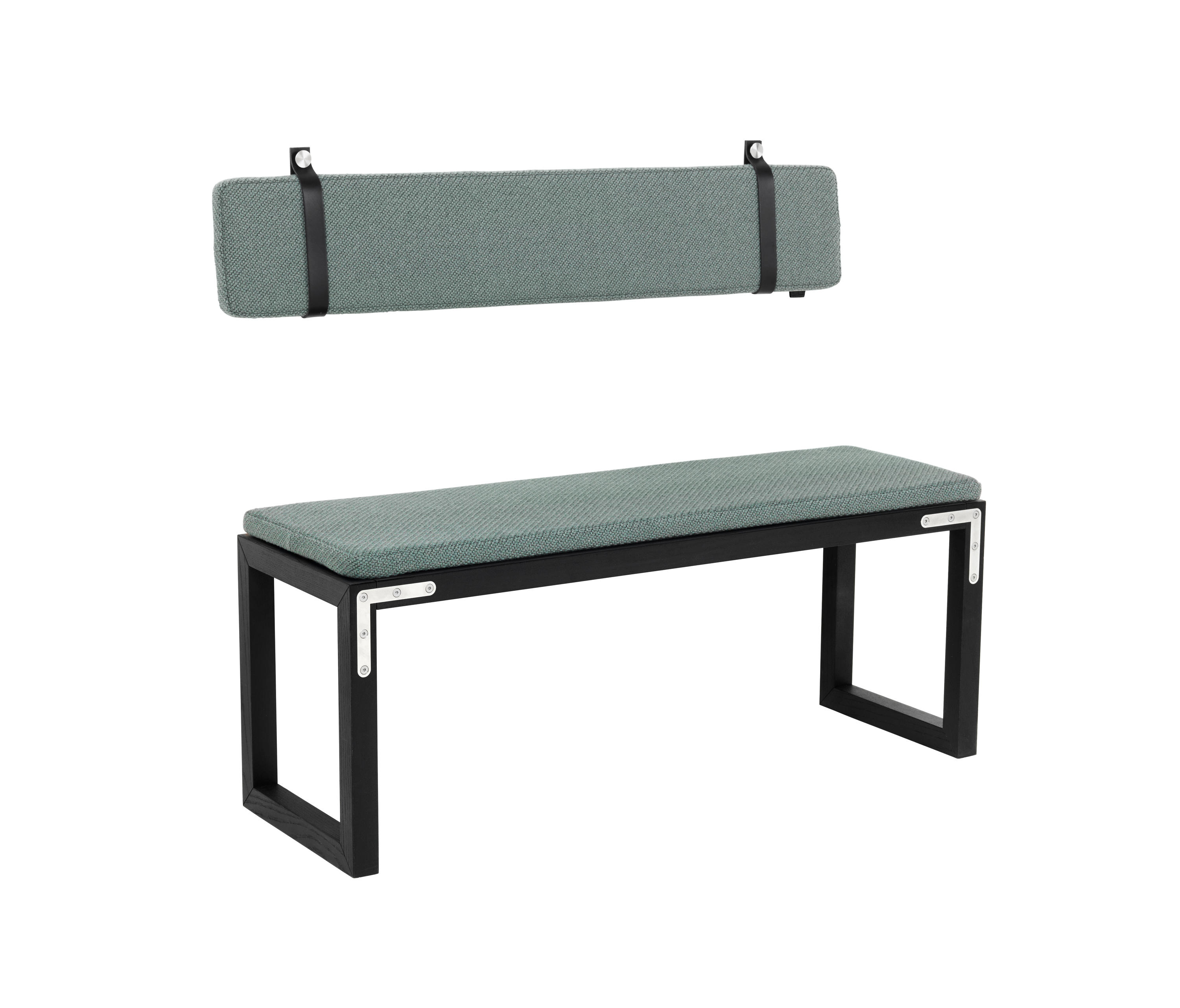 Surprising Conekt Bench Coda 2 Steel Brackets Architonic Caraccident5 Cool Chair Designs And Ideas Caraccident5Info