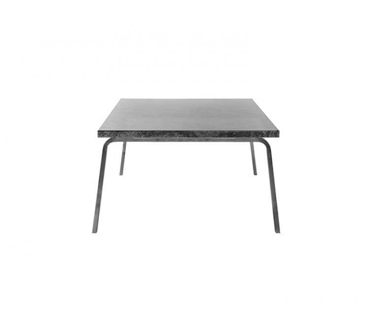 Norr11 Coffee Table Tray: MAN COFFEE TABLE: TABLETOP MARBLE BLACK