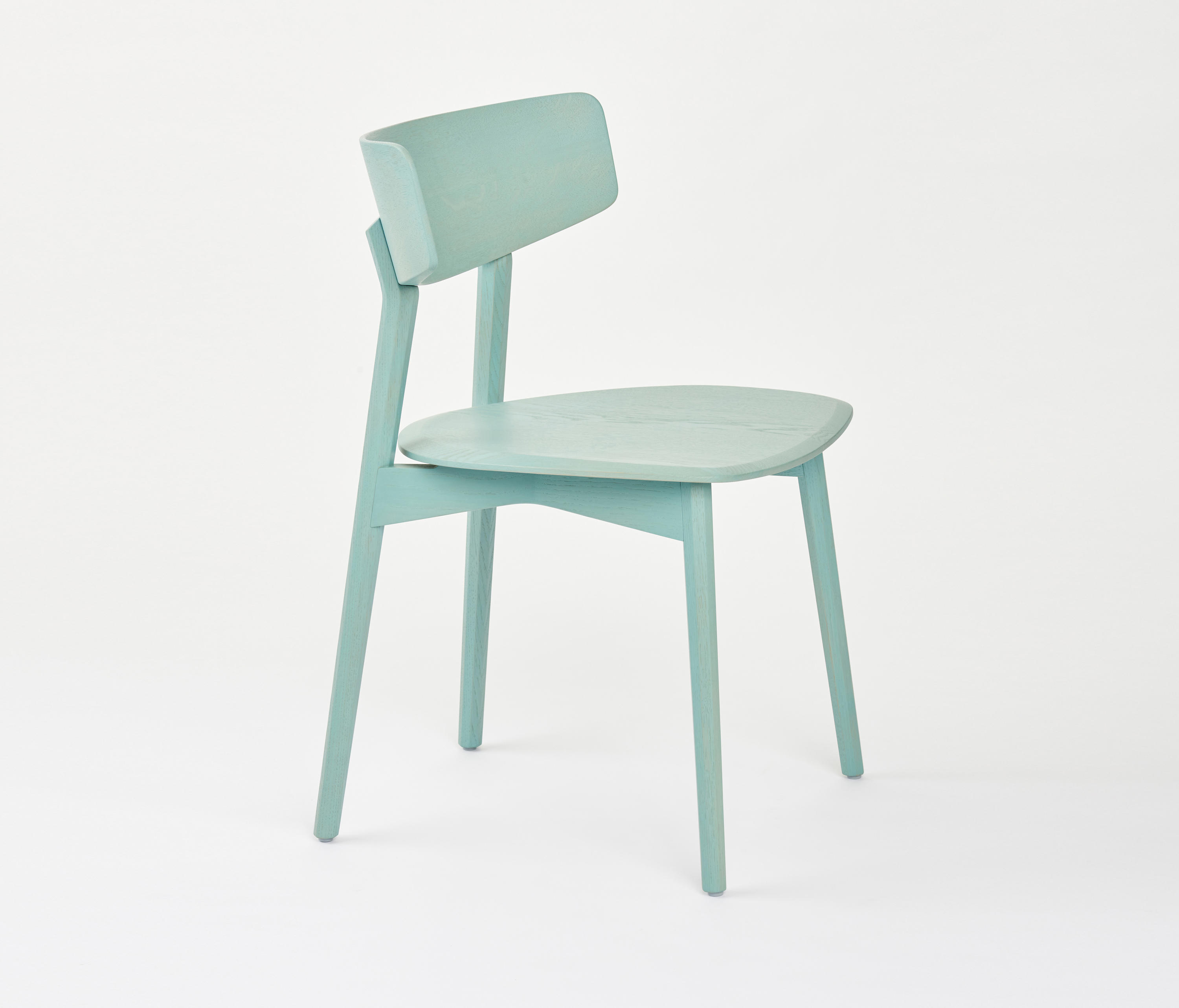 Marlon Solid Wood Dining Chair By AXEL VEIT | Visitors Chairs / Side Chairs  ...
