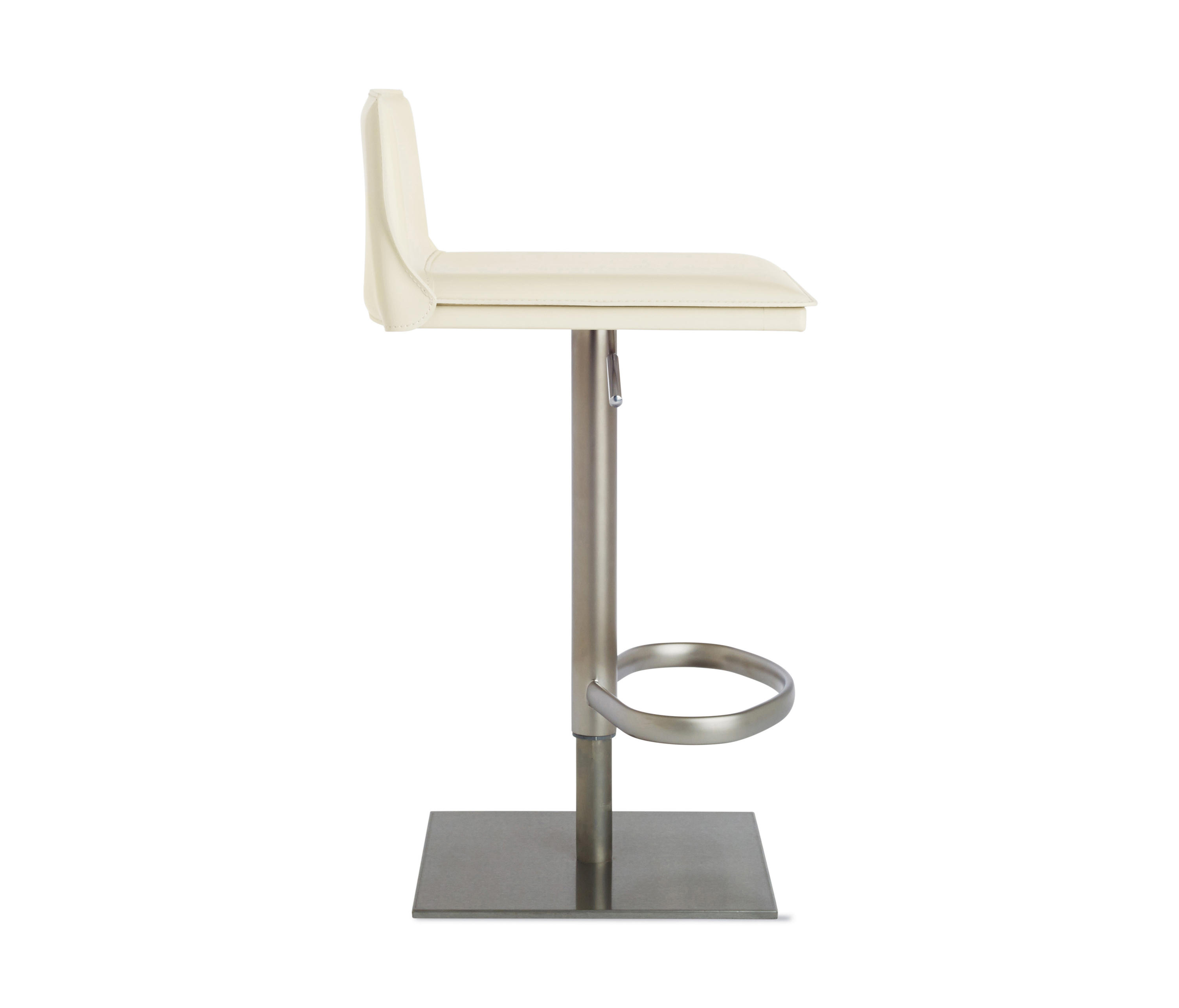 Bottega Adjustable Height Stool Bar Stools From Design