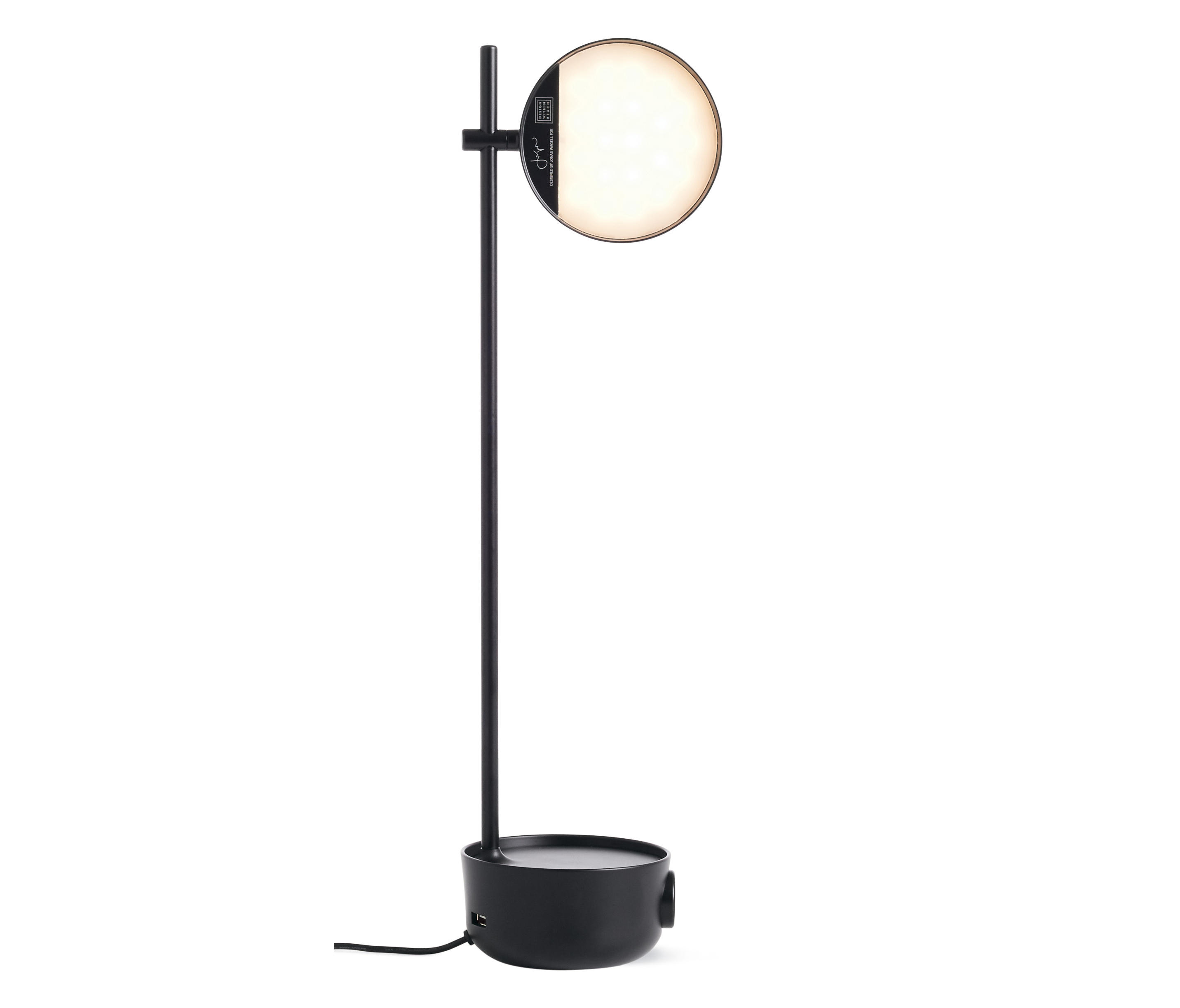 design within reach lighting. Focal LED Lamp With USB Port By Design Within Reach | General Lighting R
