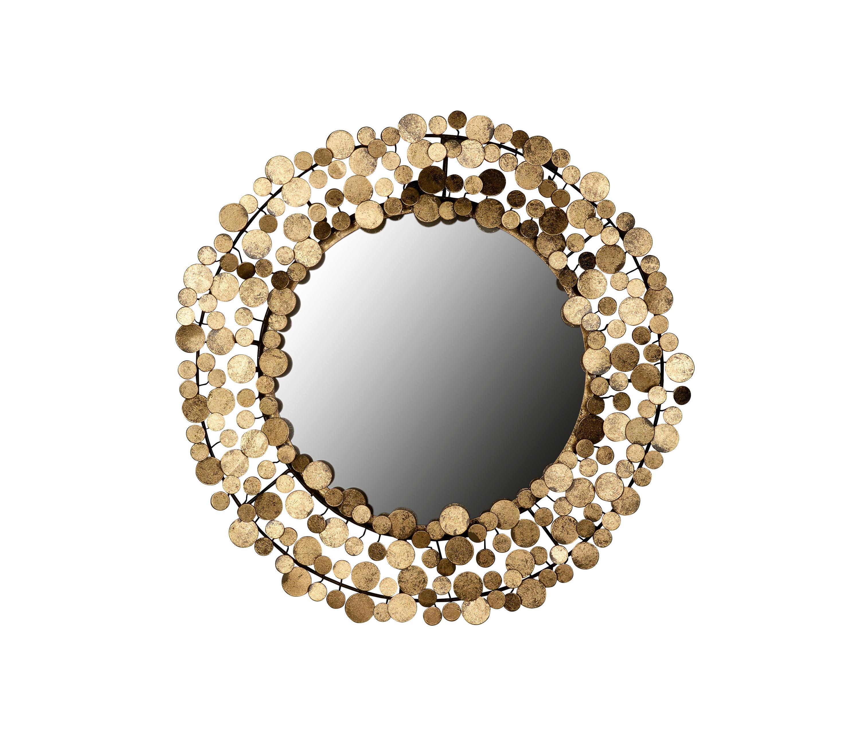 spiegel rund holz woood lauren xl spiegel rund aus metall cm schwarz with spiegel rund holz. Black Bedroom Furniture Sets. Home Design Ideas