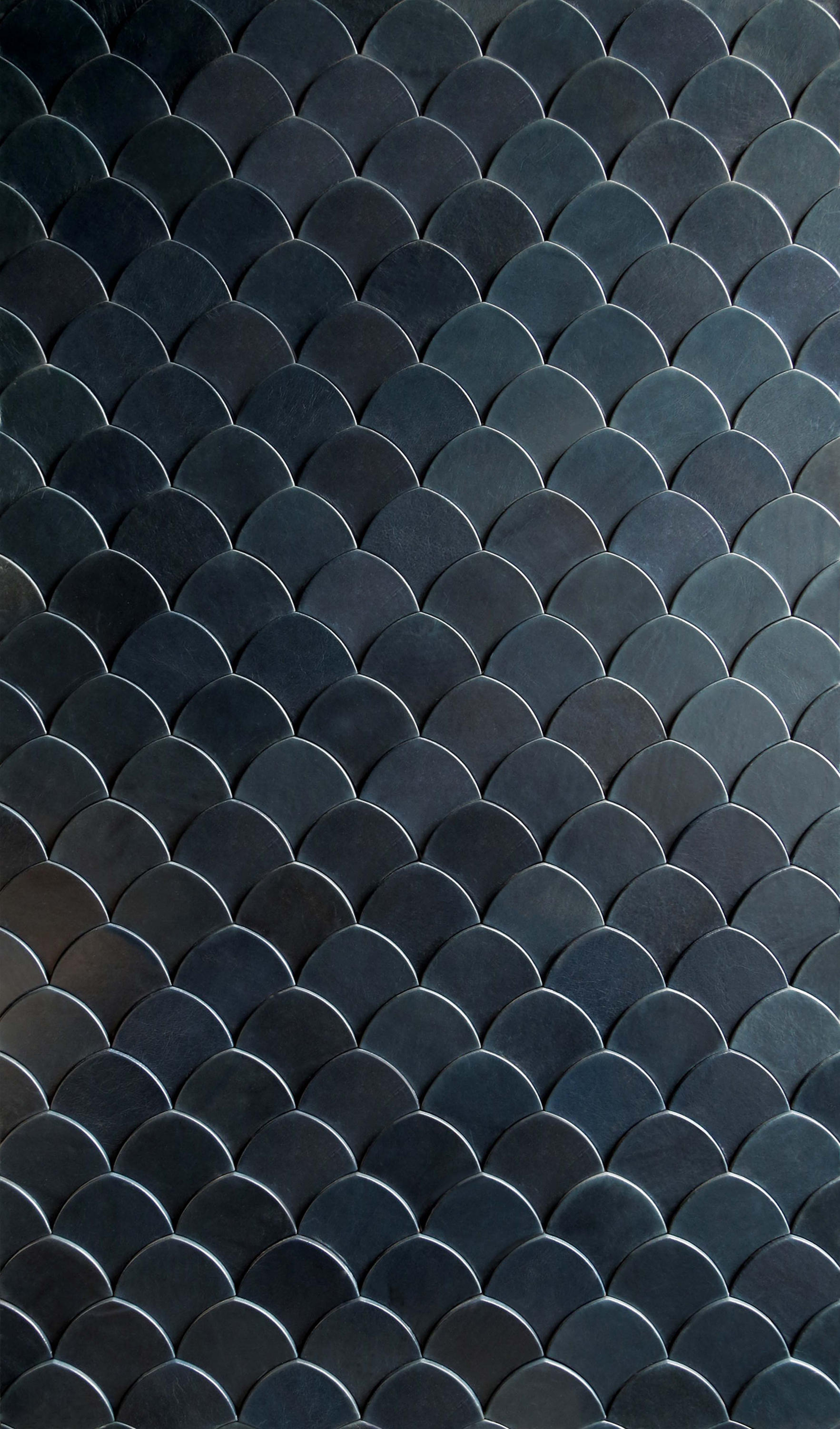 Marque Fishscale Leather Tiles From Pintark Architonic