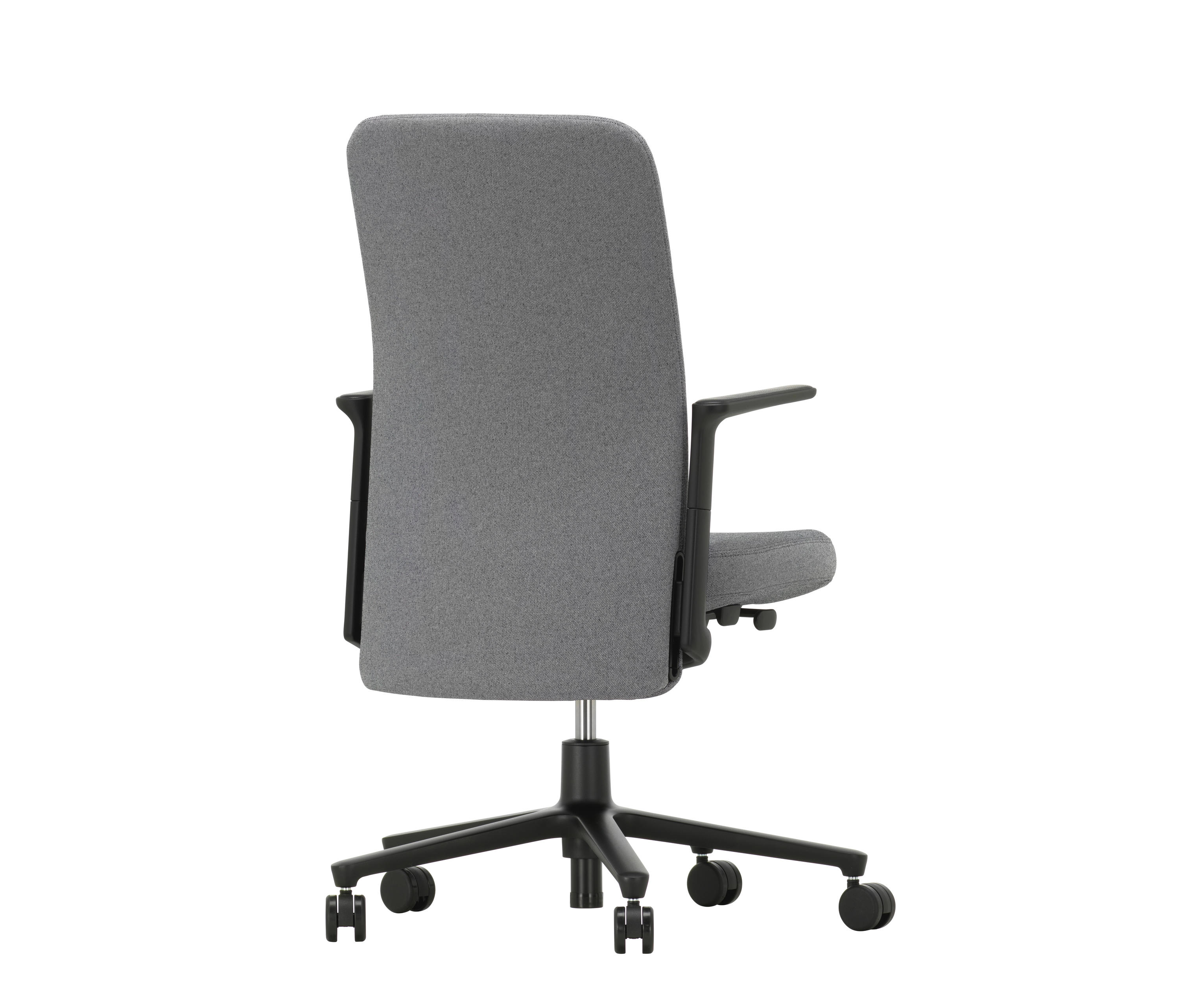 ... Pacific Chair Medium Back By Vitra | Task Chairs