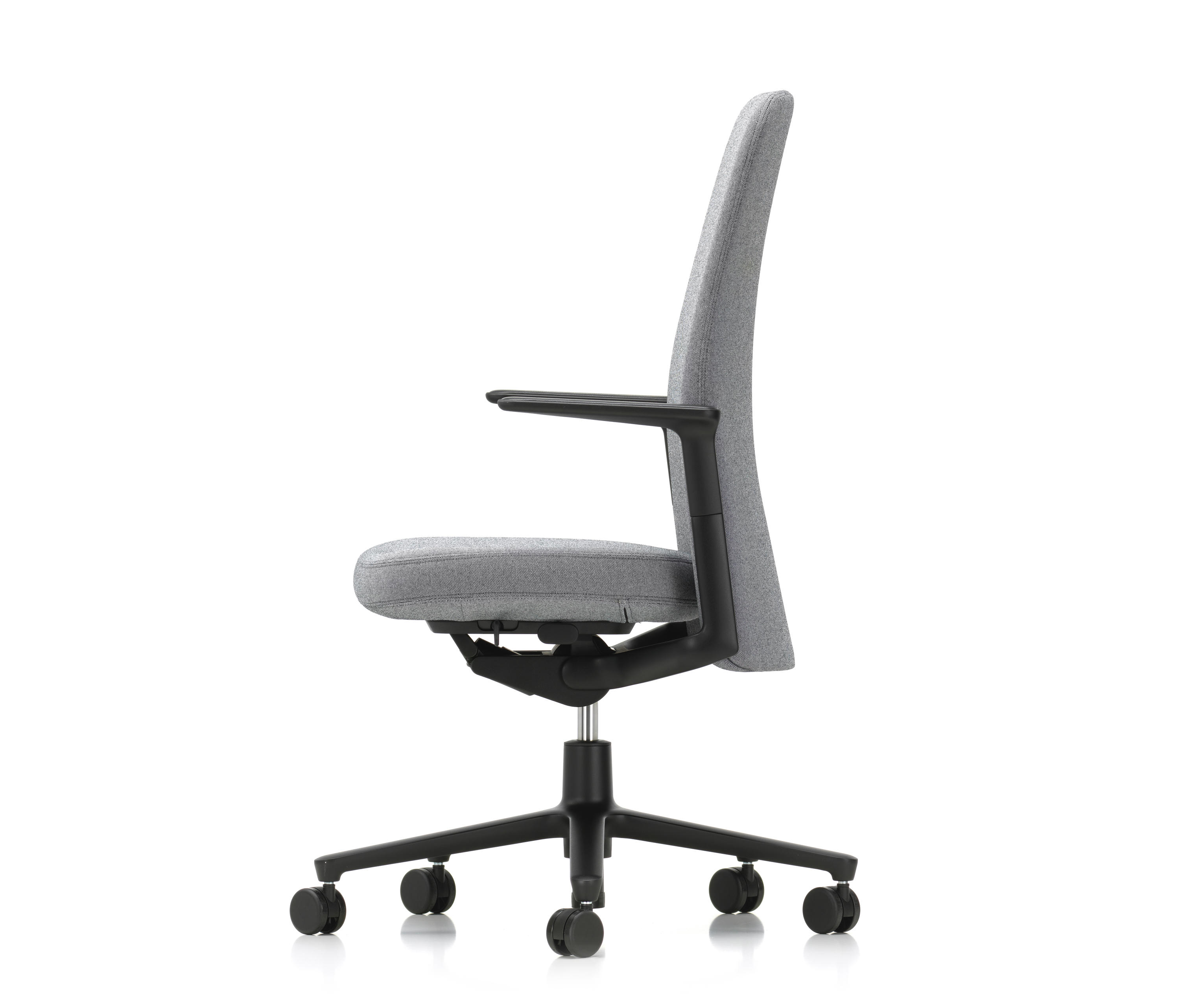... Pacific Chair Medium Back By Vitra | Task Chairs ...