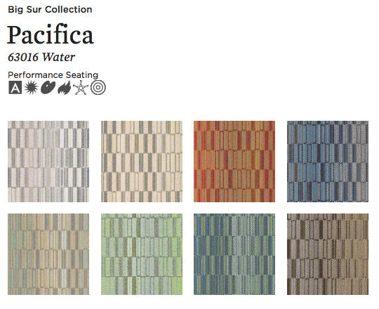 Pacifica Upholstery Fabrics From Cf Stinson Architonic