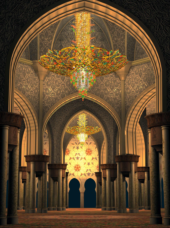 Bespoke chandelier sheikh zayed grand mosque chandeliers from bespoke chandelier sheikh zayed grand mosque by windfall chandeliers arubaitofo Images