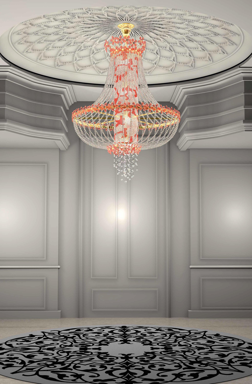 Bespoke chandelier sanssouci chandeliers from windfall architonic bespoke chandelier sanssouci by windfall chandeliers arubaitofo Choice Image