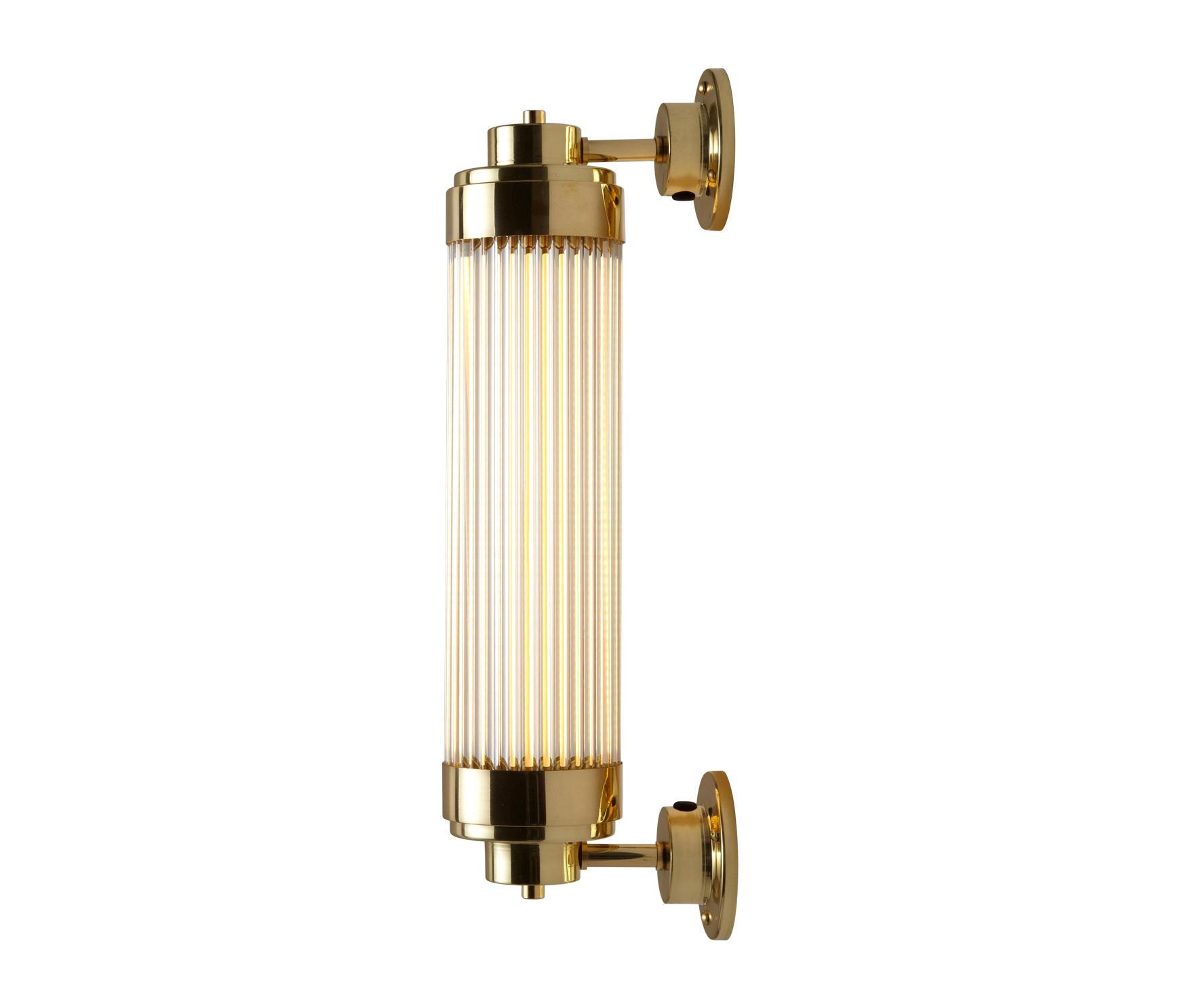 7216 pillar offset wall lightled polished brass wall lights from 7216 pillar offset wall lightled polished brass by original btc wall lights aloadofball Choice Image