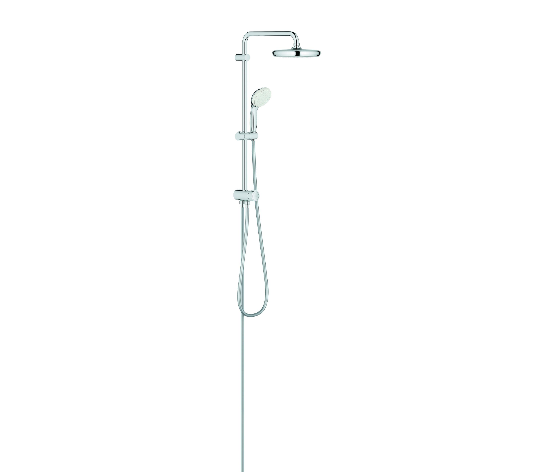 GROHE 26224001 Tempesta Cosmopolitan 210 Shower System Chrome