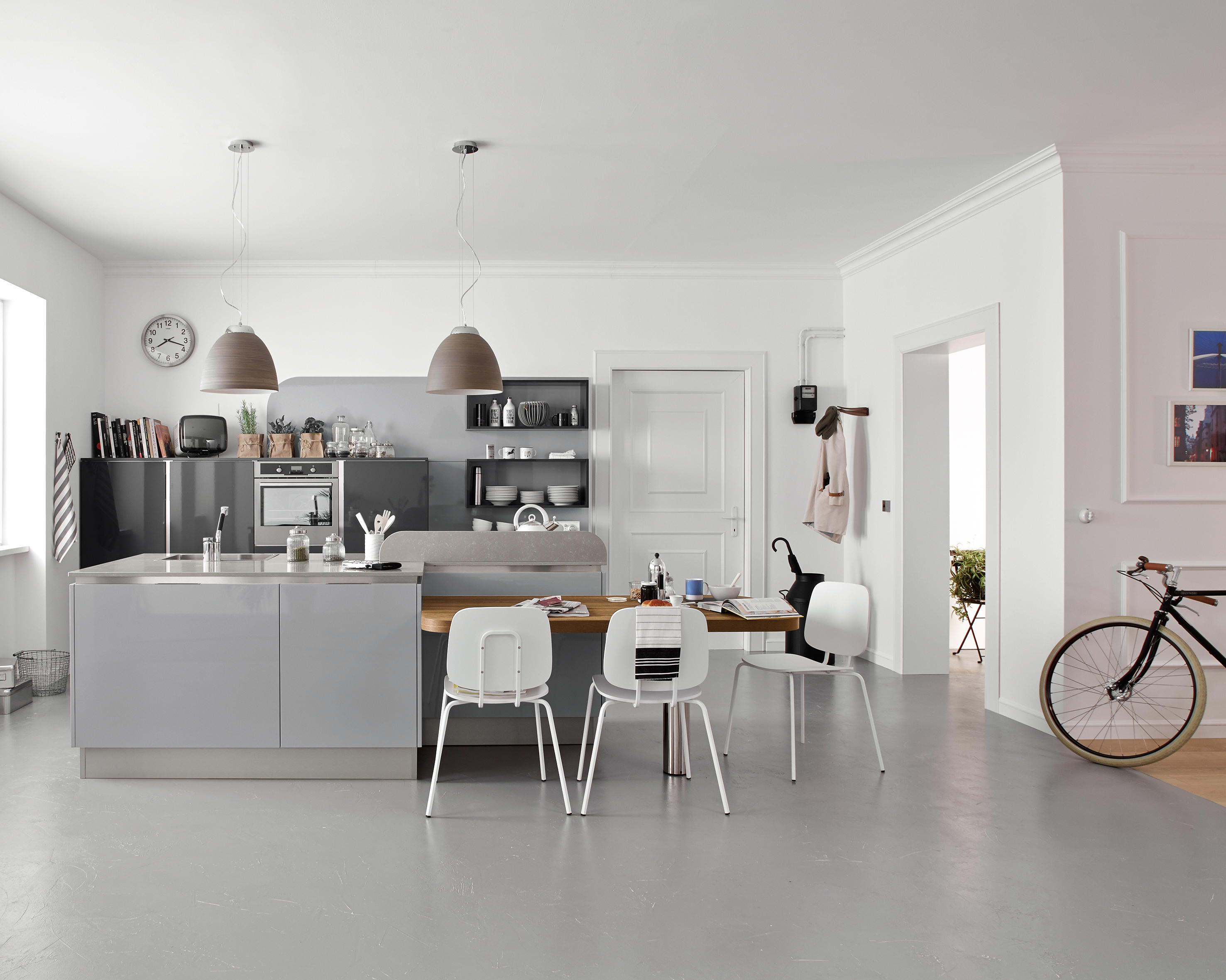 Cucine Carrera Veneta.Carrera Go Fitted Kitchens From Veneta Cucine Architonic