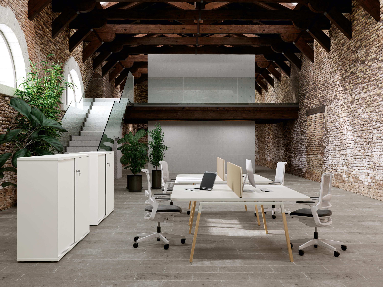 Atreo wood schermi divisori alea architonic for Divisori di 77