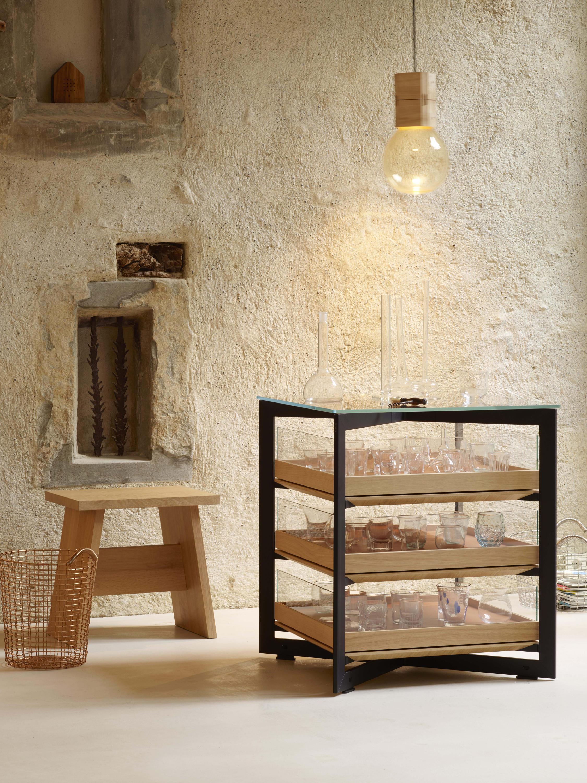 b solitaire glas vitrinen von bulthaup architonic. Black Bedroom Furniture Sets. Home Design Ideas