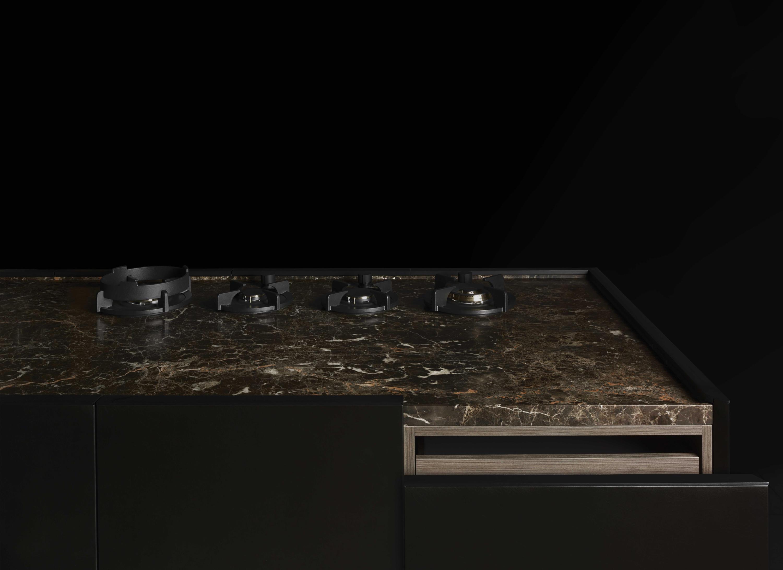 Conceal Boekenplank Umbra : K21 einbauküchen von boffi architonic