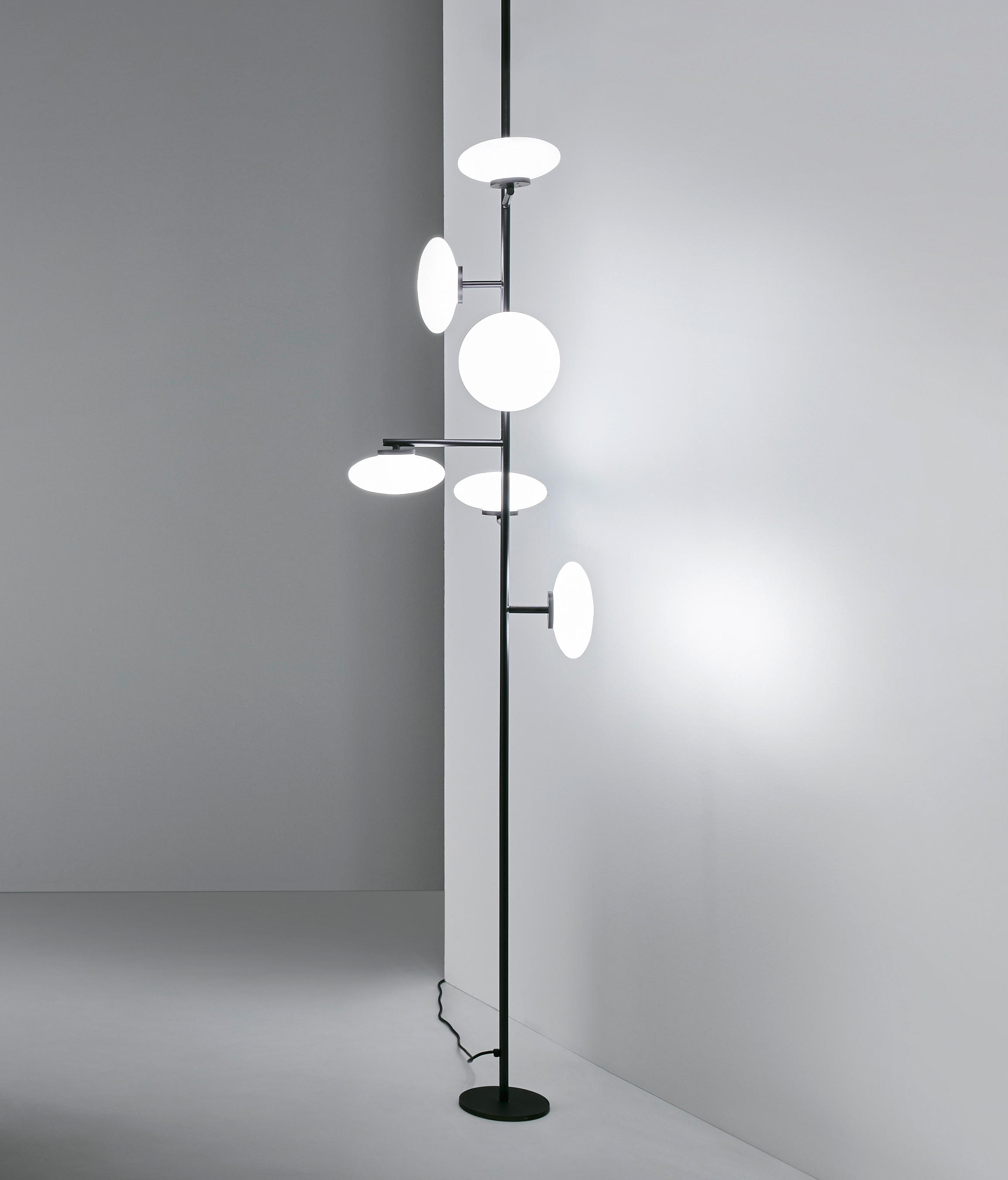 Mami Large Floor Ceiling Lamp By Penta Free Standing
