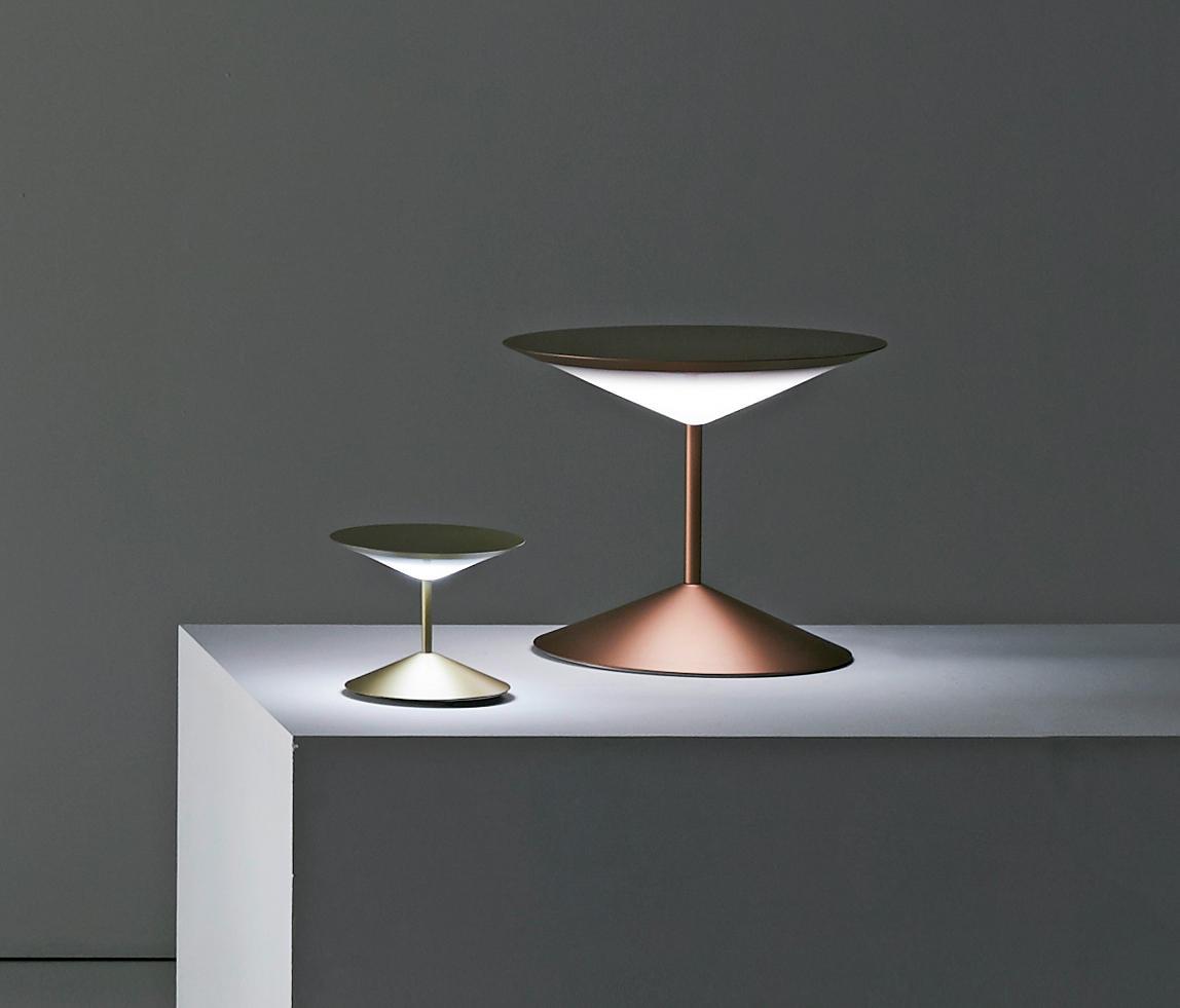 narciso tischleuchte allgemeinbeleuchtung von penta. Black Bedroom Furniture Sets. Home Design Ideas