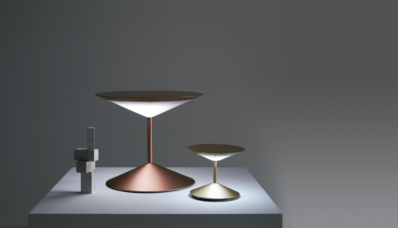 Forever lampada da tavolo media doppia accensione diffusore