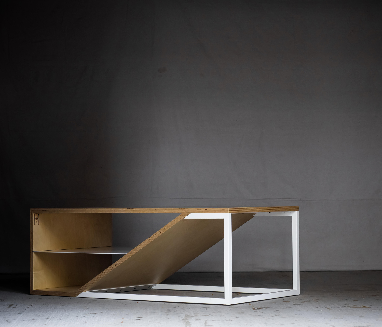 ... Cortado Birch Ply By Harkavy Furniture | Coffee Tables ...