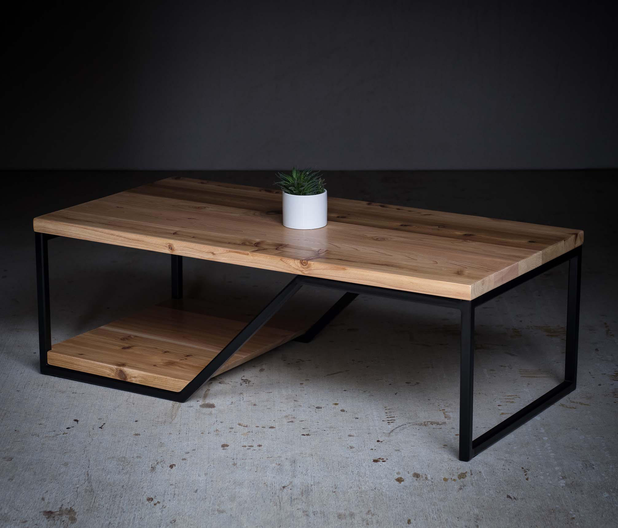 Doppio Cedar By Harkavy Furniture | Coffee Tables ...