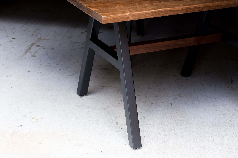 The cooper table tavoli da pranzo harkavy furniture for Produttori tavoli