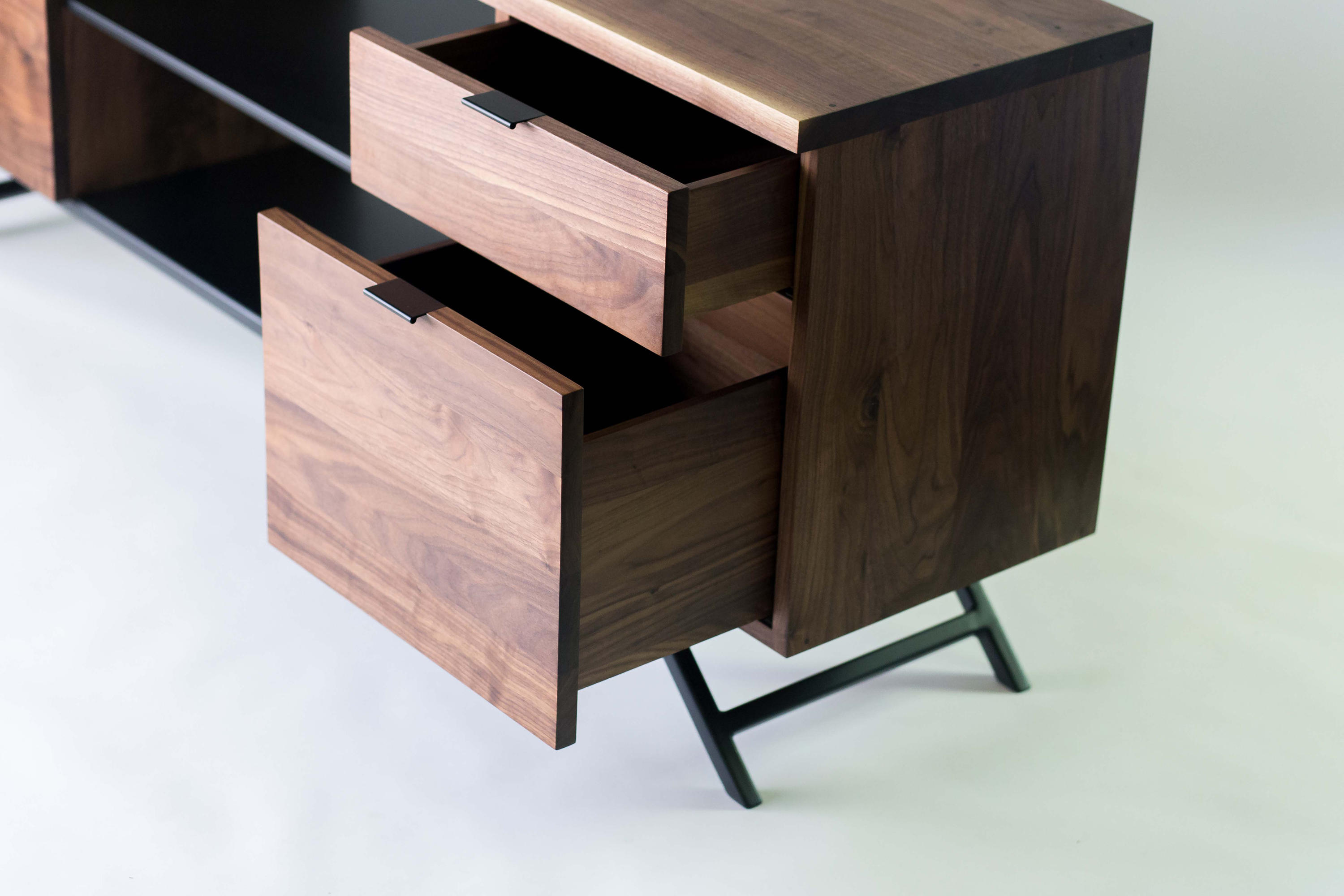 The Hudson Sideboards From Harkavy Furniture Architonic