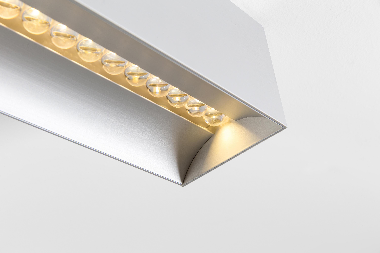 Modular Nomad Lamp : Drupl curved office compliant deckenleuchten von modular