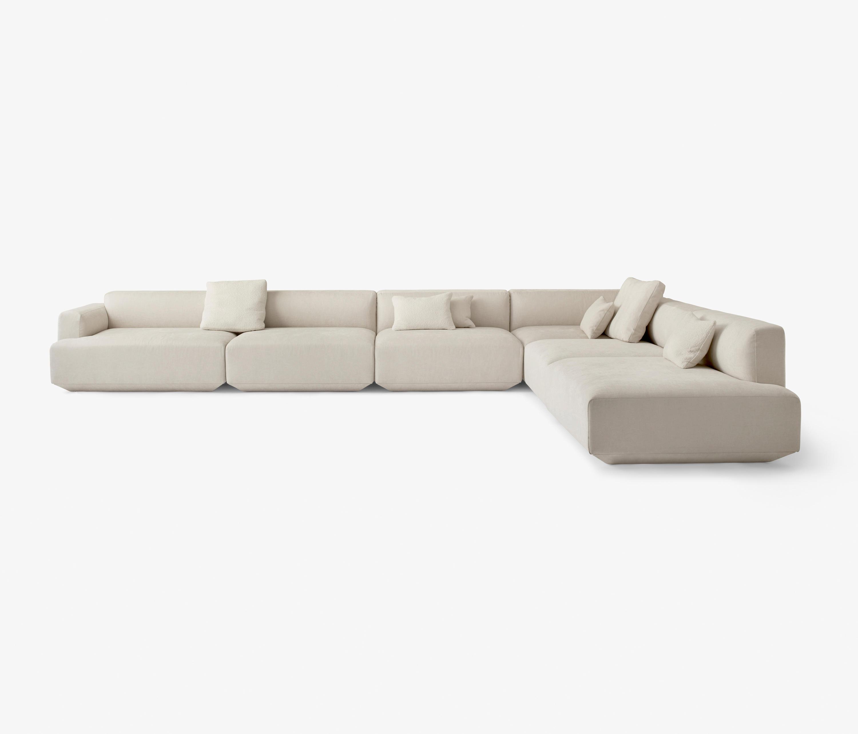 module sofa 20 modern modular seating systems vurni thesofa. Black Bedroom Furniture Sets. Home Design Ideas