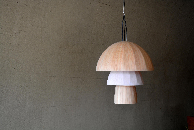 Kurage lampade sospensione hands on design architonic
