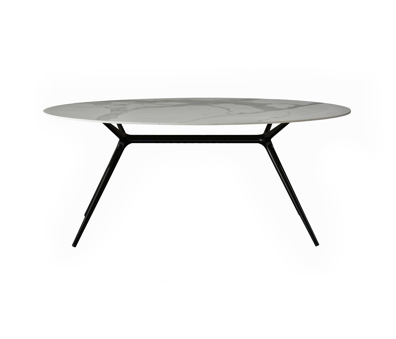 Socrate tavoli da pranzo paira architonic for Produttori tavoli