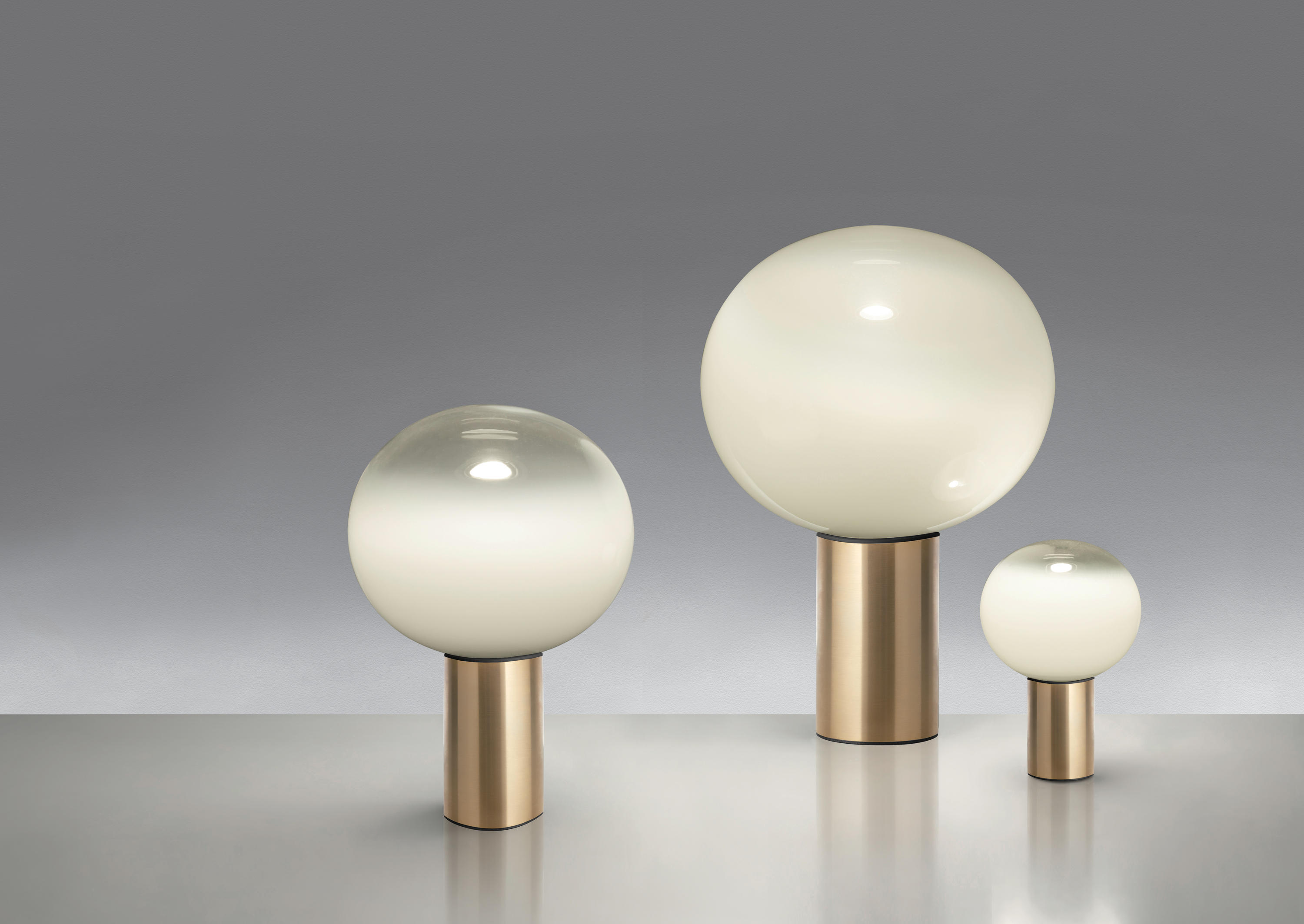laguna table table lights from artemide architonic