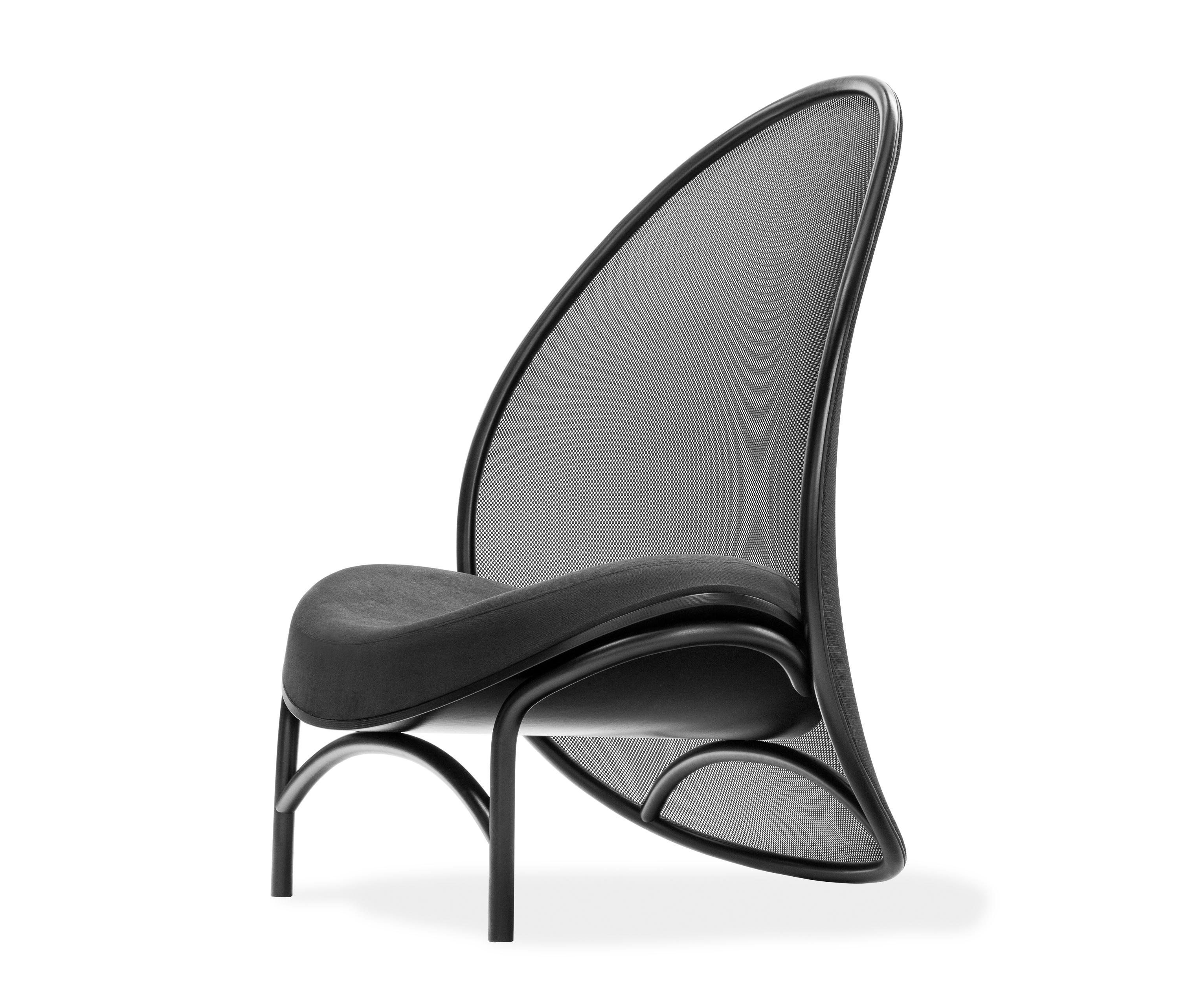 Chips Lounge Chair Armchairs From Ton Architonic