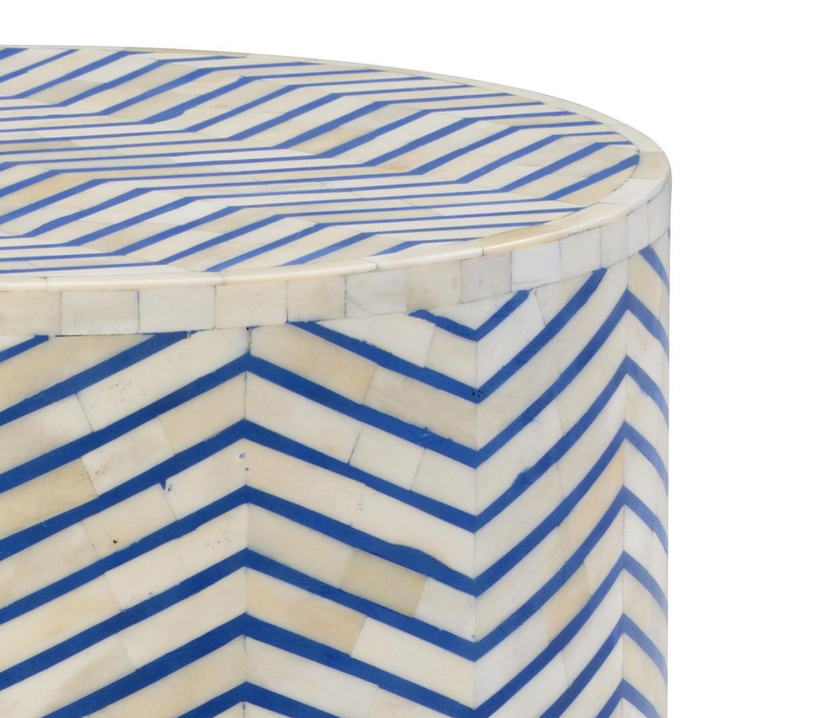 Awe Inspiring Agra Bone Inlay Side Table Side Tables From Pfeifer Studio Download Free Architecture Designs Scobabritishbridgeorg