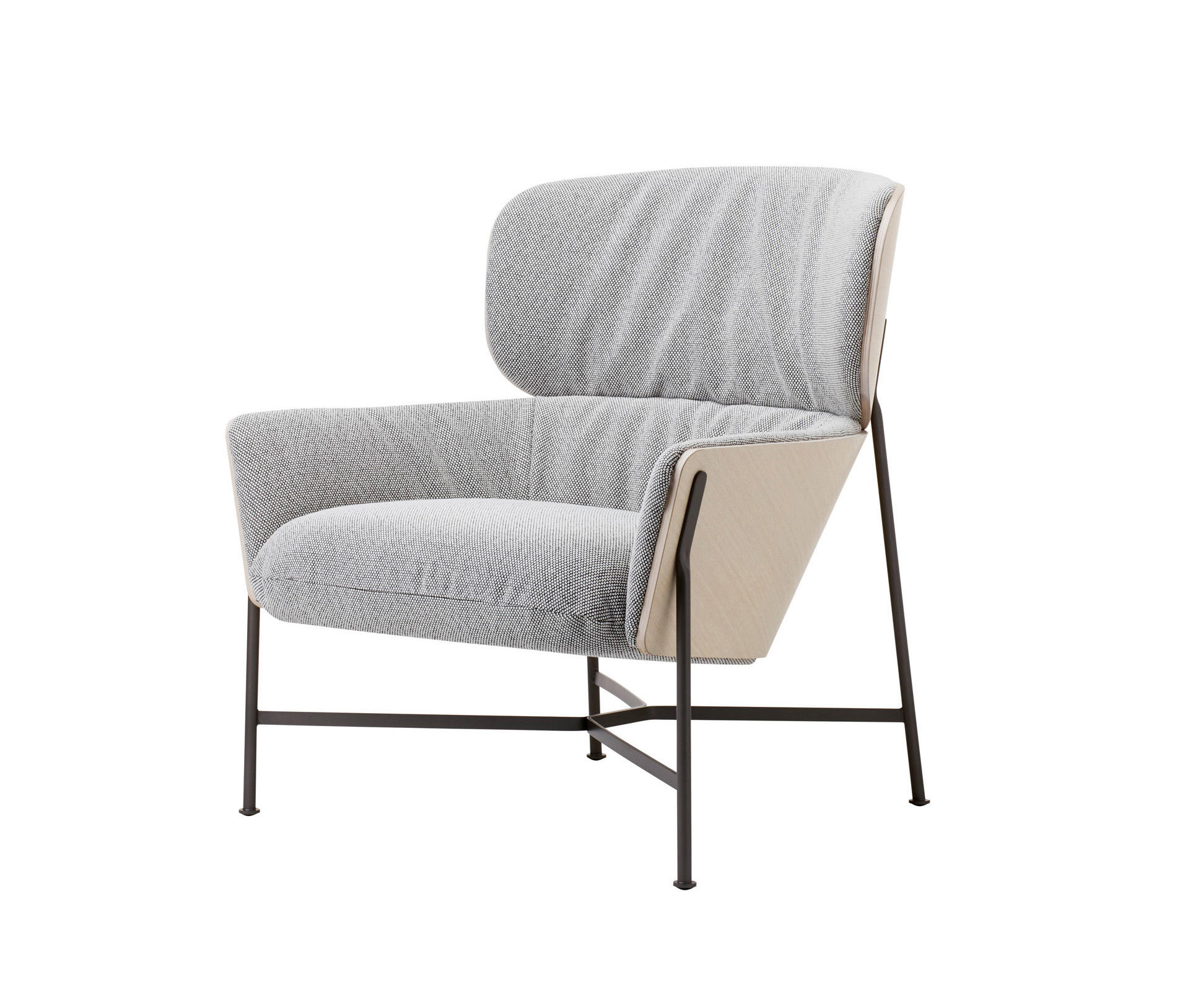 Caristo low back armchair by sp01 armchairs