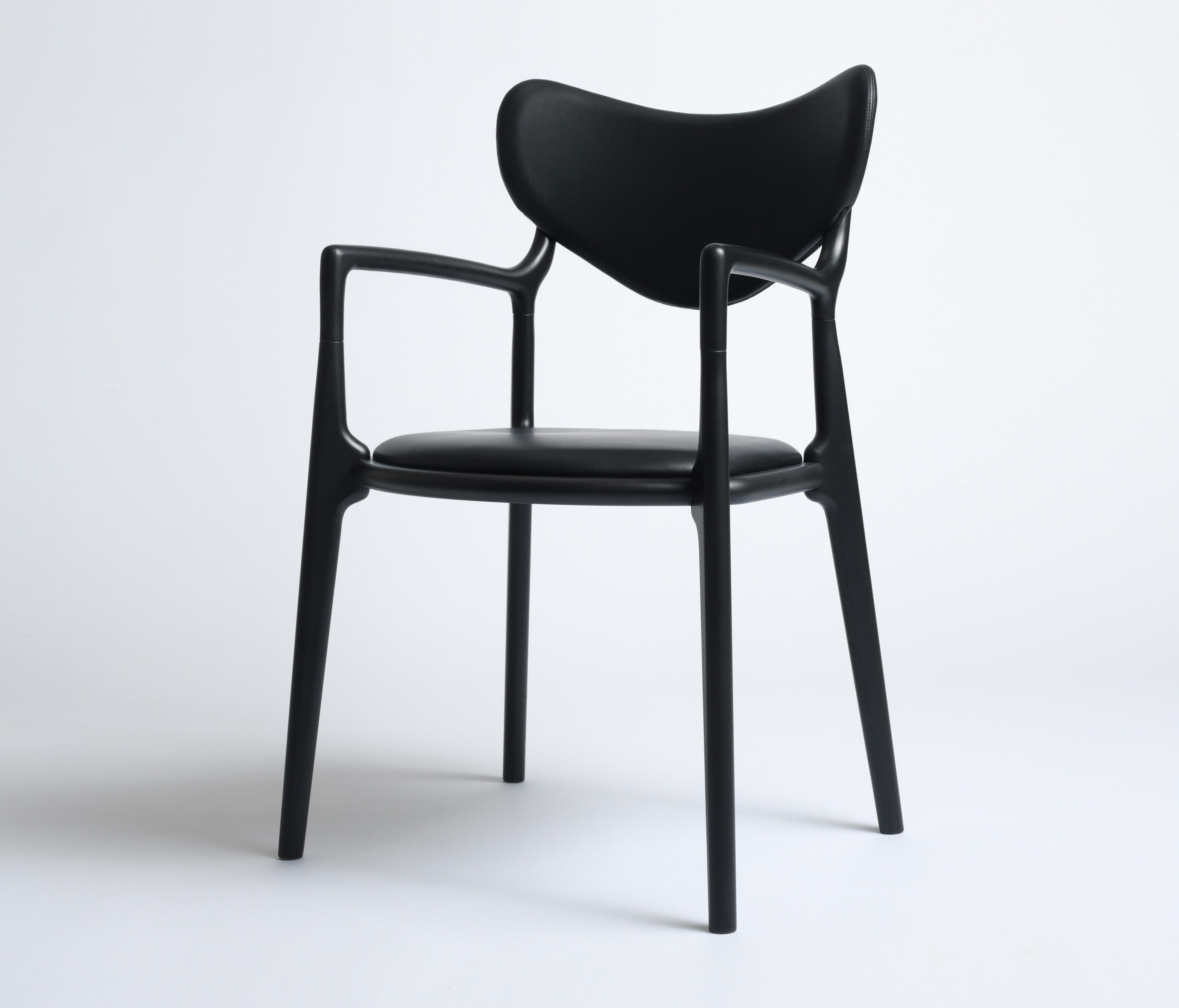 SALON CHAIR - BEECH BLACK - Chairs from True North Designs   Architonic