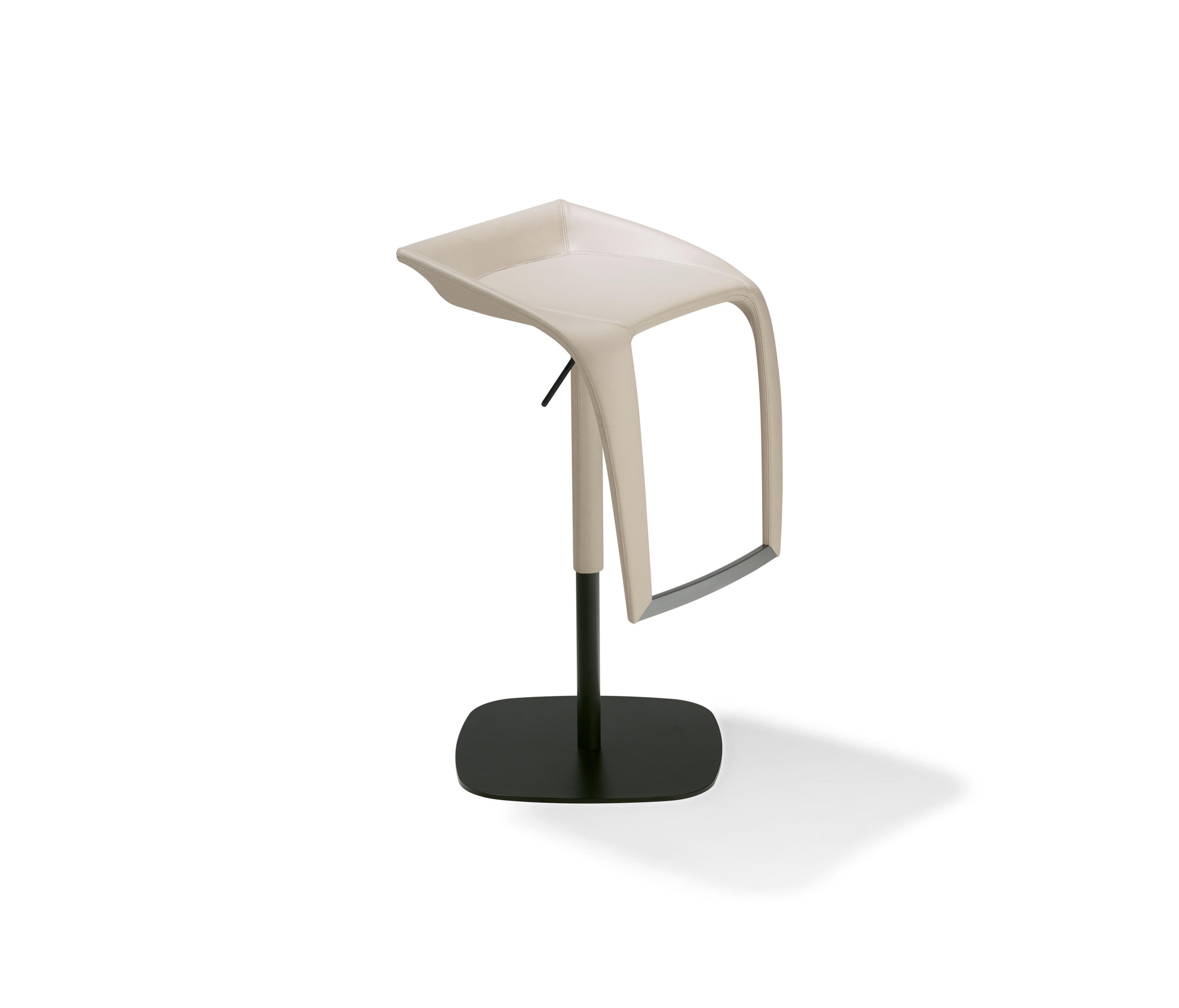 Leaf | 2081 by DRAENERT | Bar stools ...