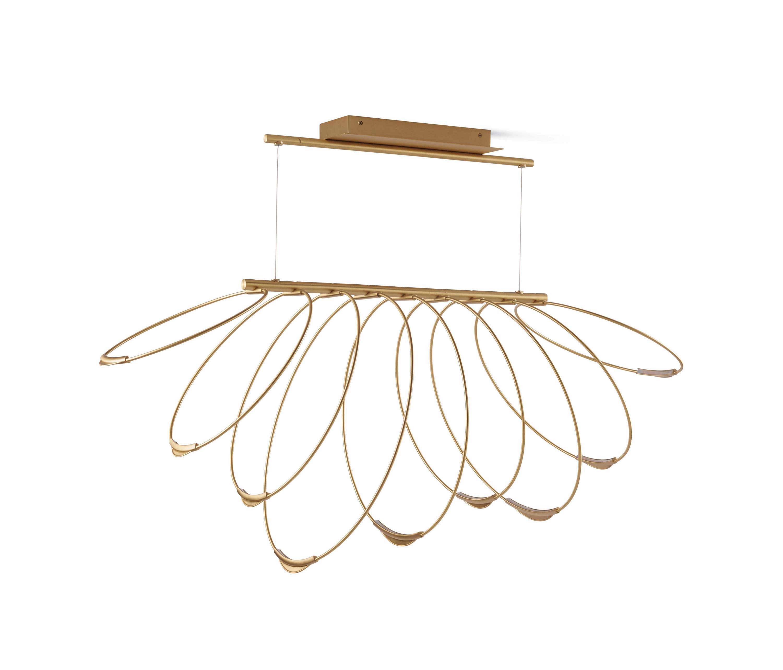 design within reach lighting. Rings LED Chandelier By Design Within Reach | General Lighting T