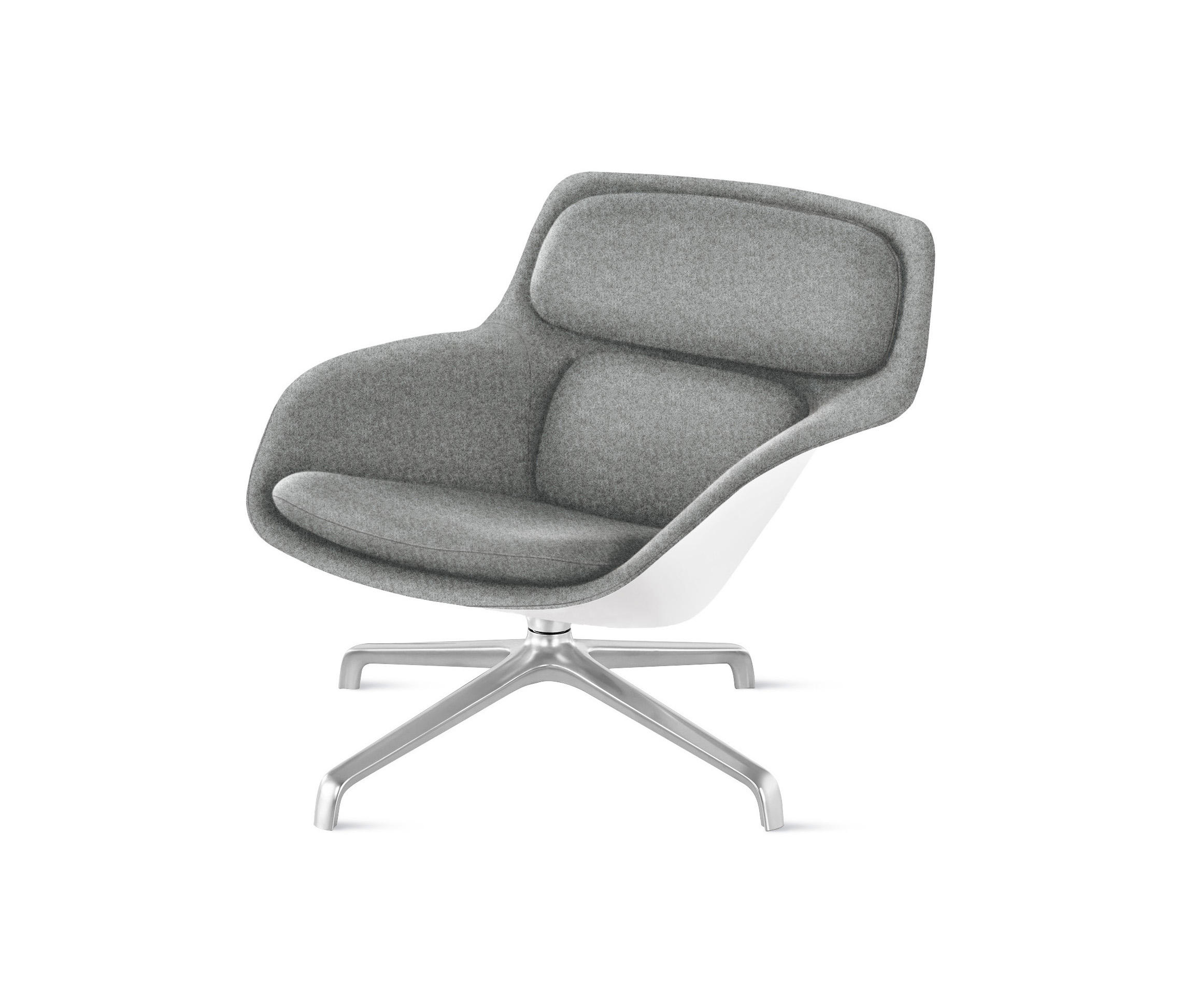 Striad Low Back Lounge Chair Lounge Chairs From Design